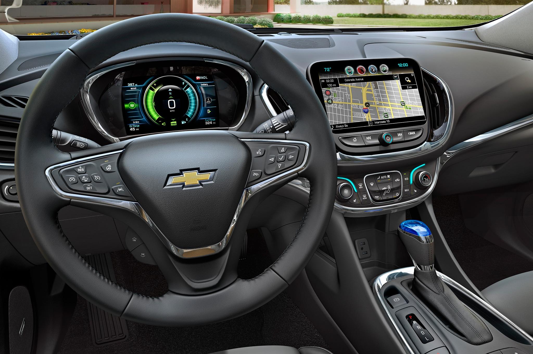 2016 Chevrolet Volt to Start at $33,995