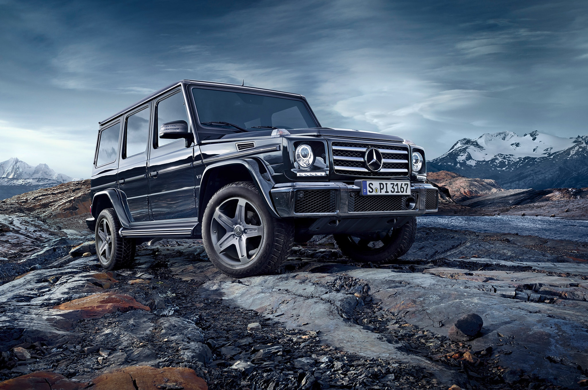 2016 mercedes benz g class updated with new v 8 engine. Black Bedroom Furniture Sets. Home Design Ideas