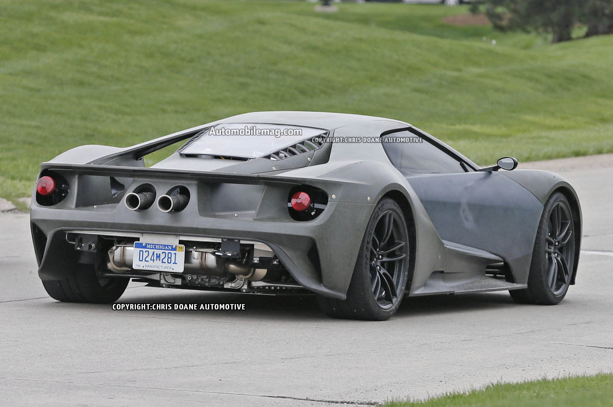 2017 ford gt prototype spied testing. Black Bedroom Furniture Sets. Home Design Ideas