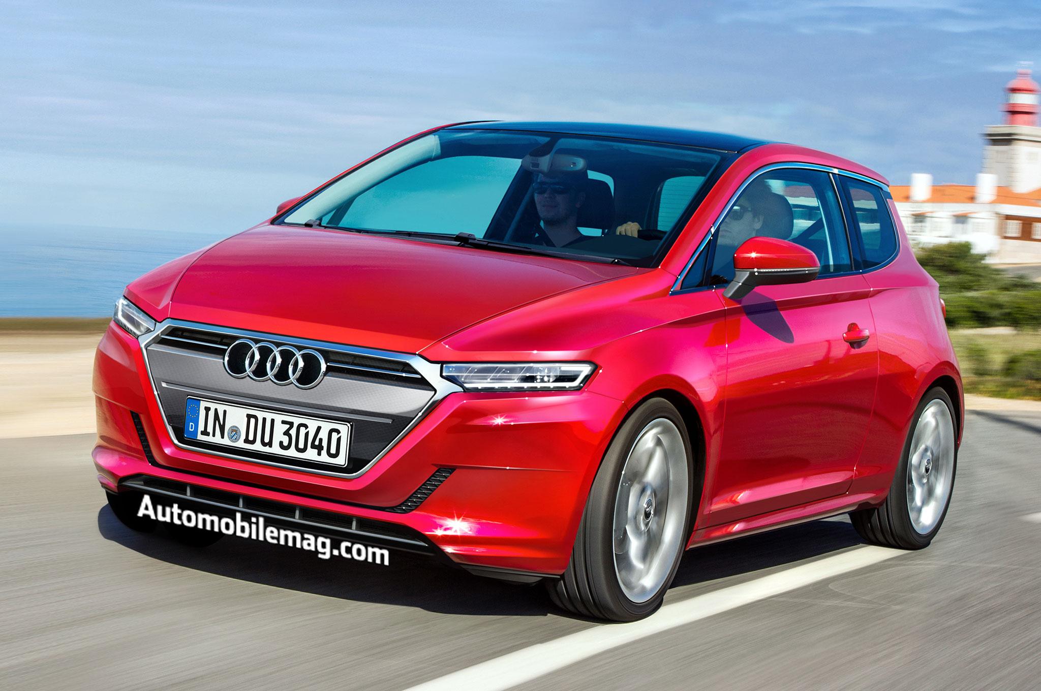 A1 Auto Sales >> Deep Dive: An All-New, Ultra-Compact Audi City Car