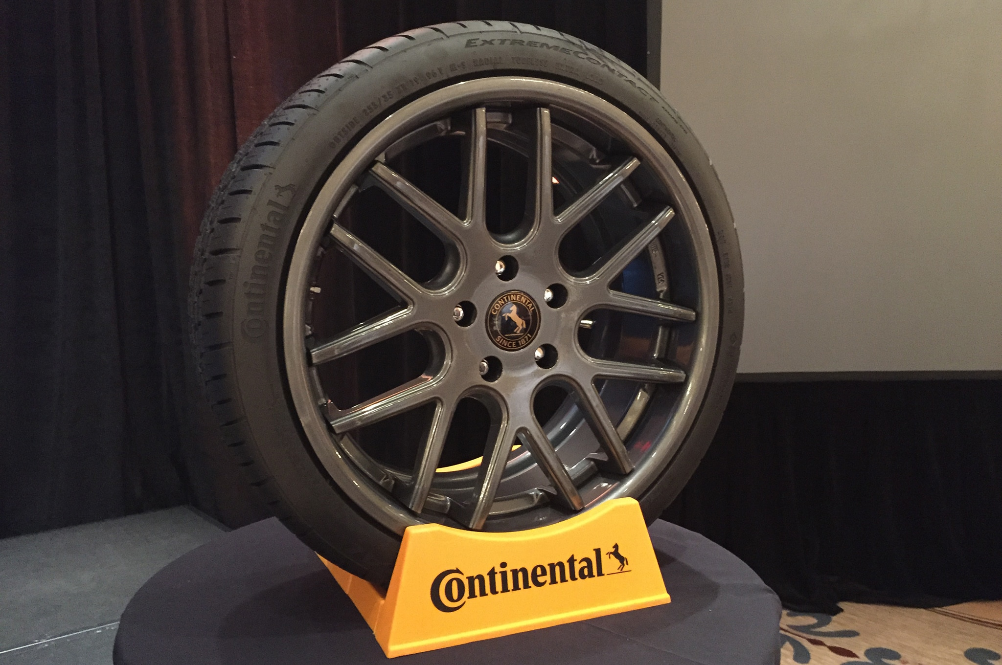 Continental Snow Tires >> The Continental DWS 06: Higher Performance from an All ...