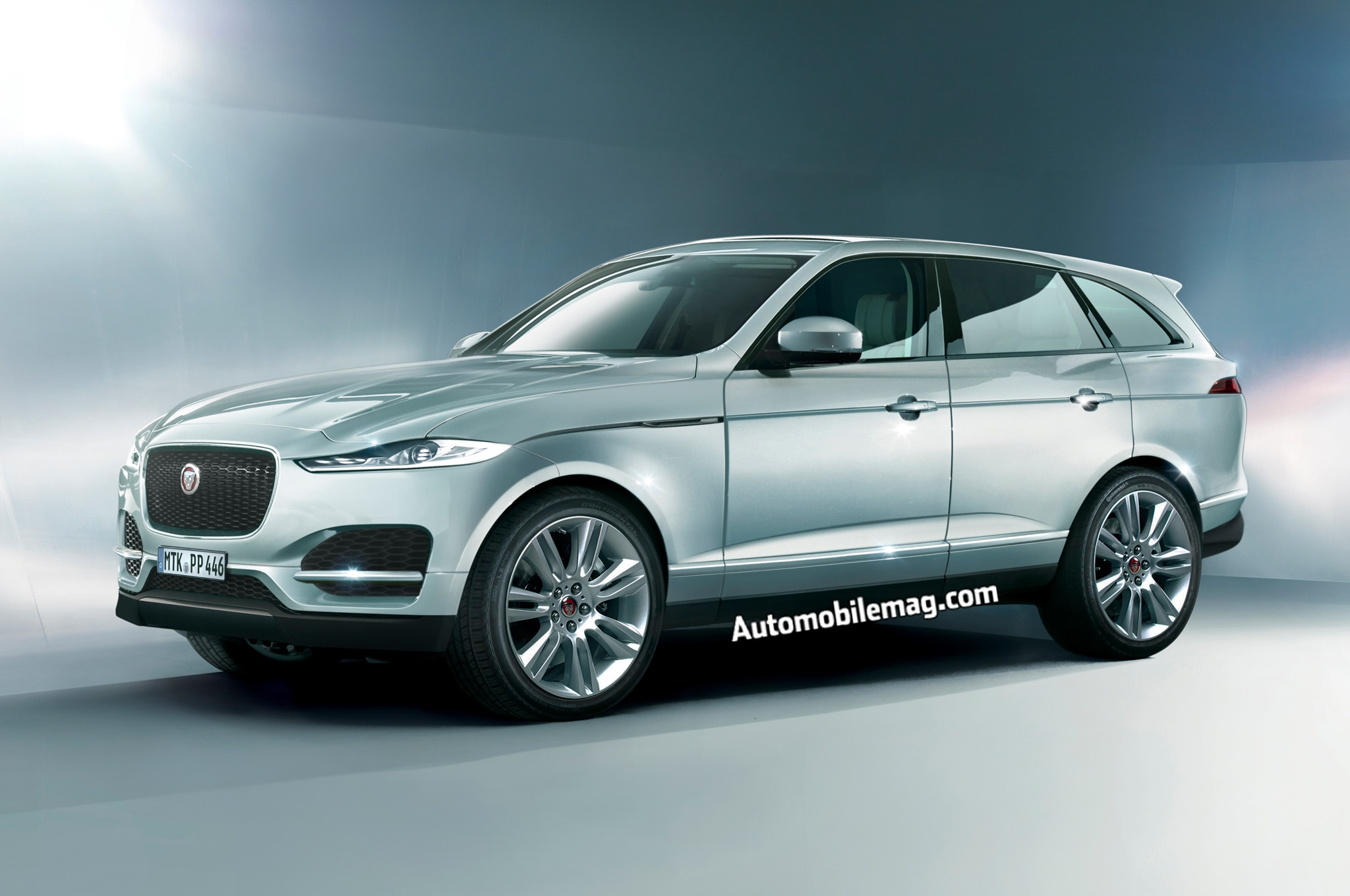 Jeep Performance Engines Deep Dive: Jaguar Setting the Pace for Future SUVs