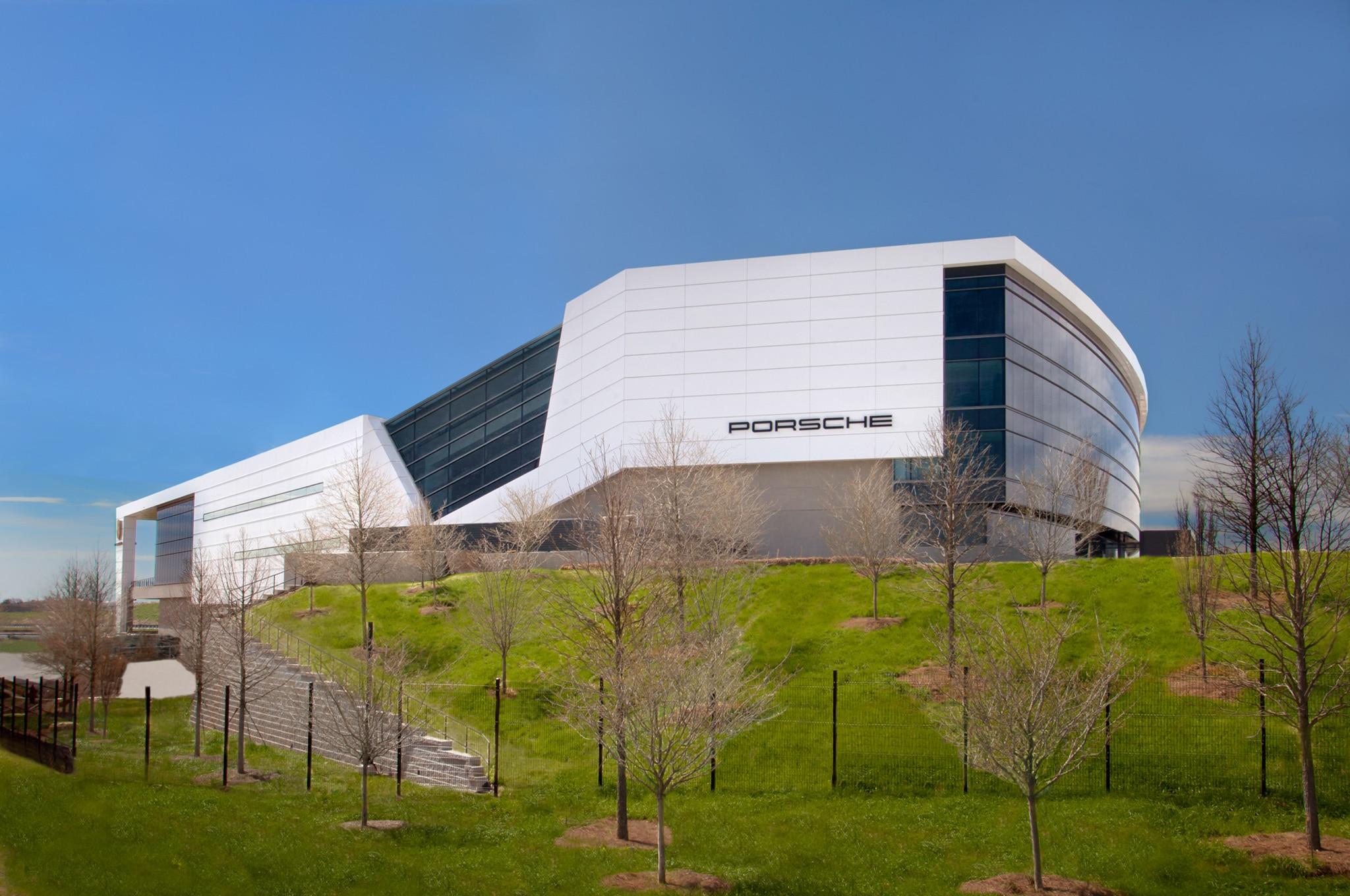 Porsche Headquarters Atlanta >> Porsche Opens New Headquarters, Test Track in Atlanta
