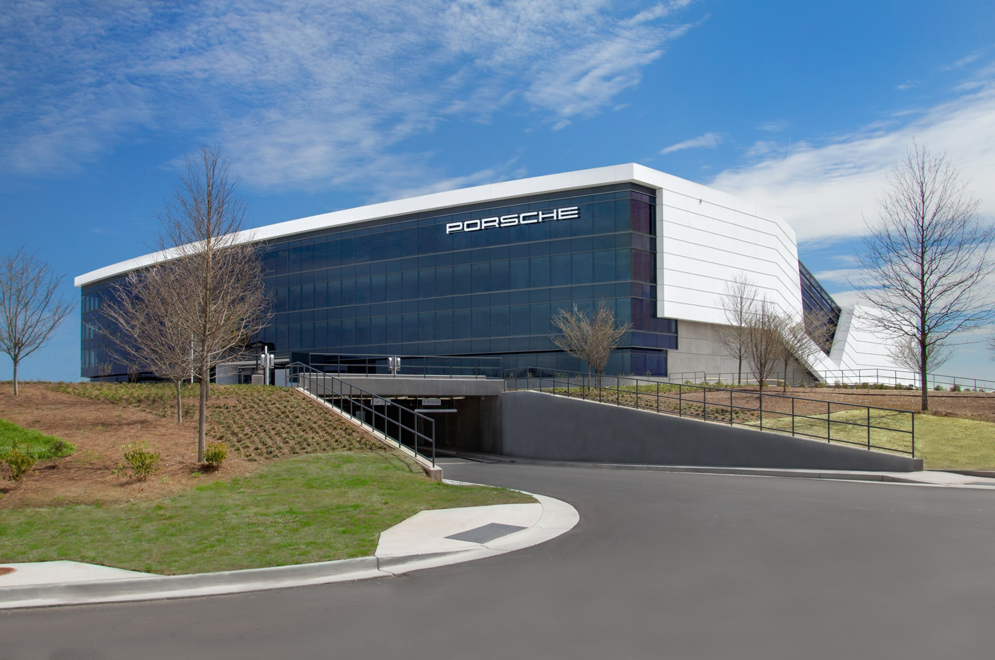 Porsche Opens New Headquarters, Test Track in Atlanta