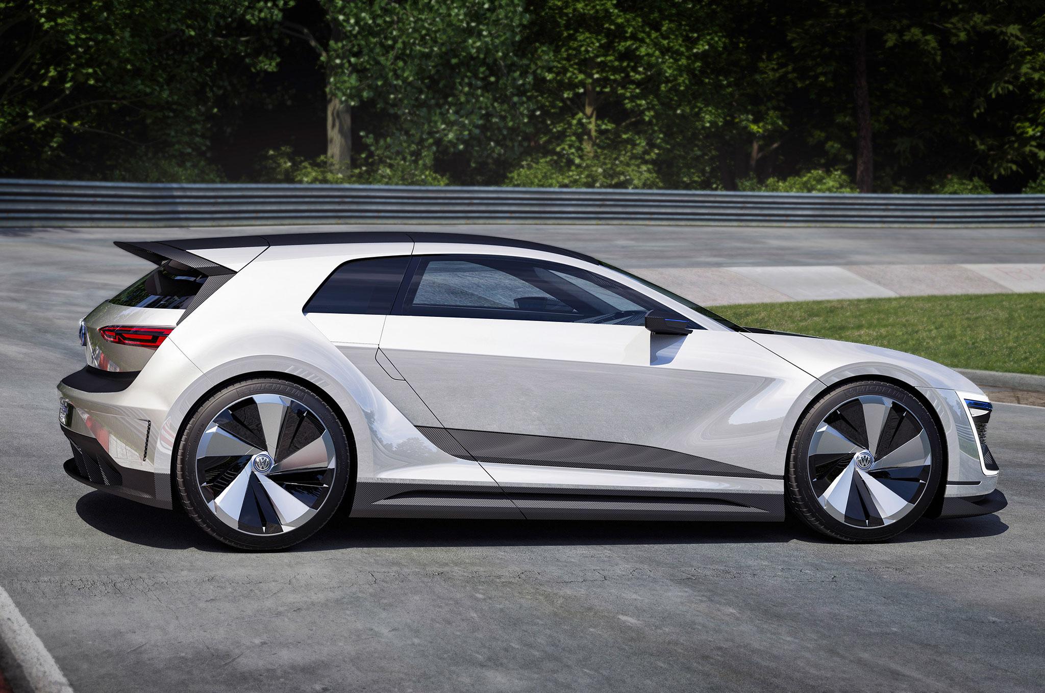 eighth gen volkswagen golf to begin production summer of 2019 automobile magazine. Black Bedroom Furniture Sets. Home Design Ideas