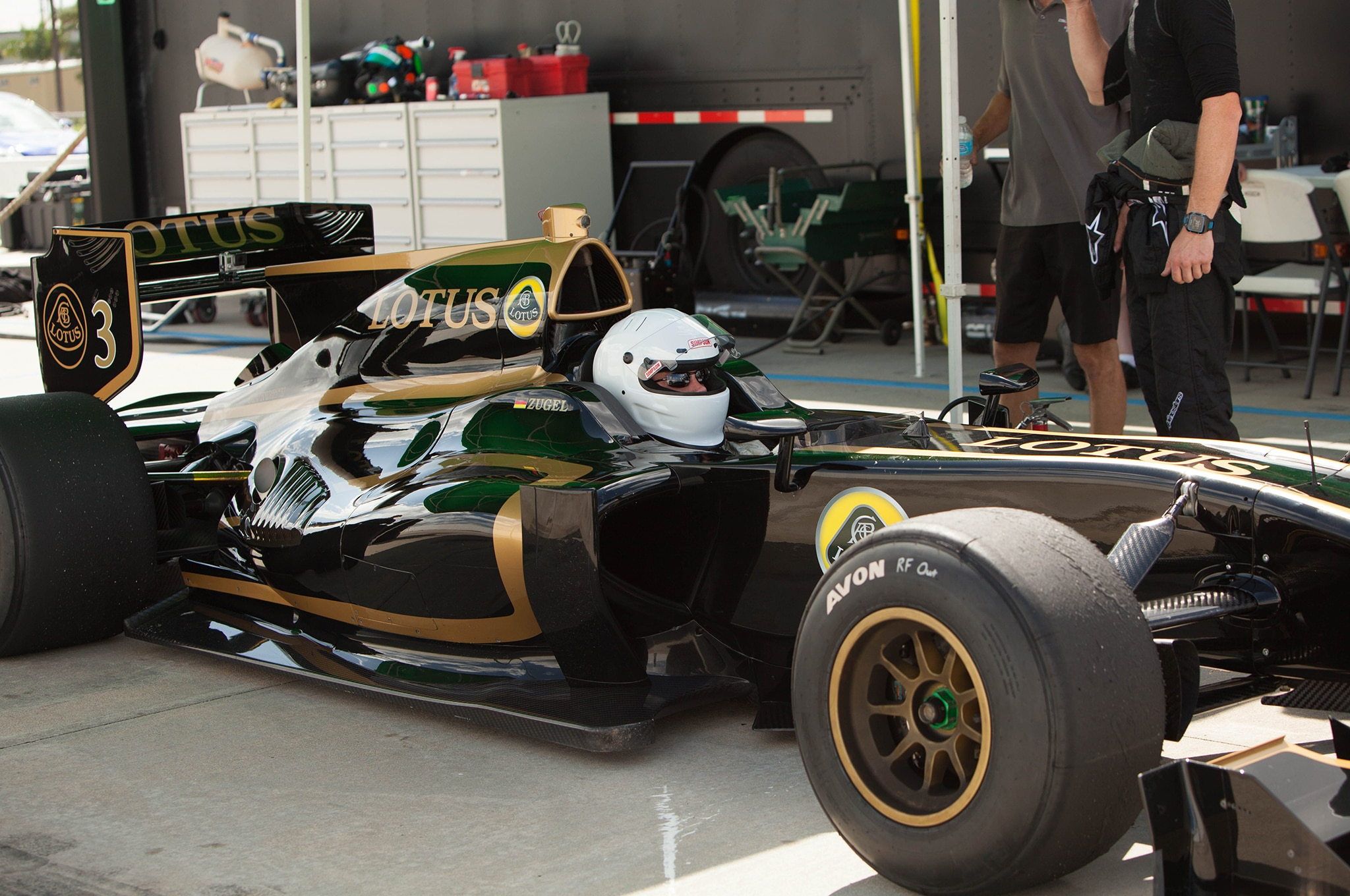 The Lotus Type 125 is Not Your Typical Sports-Racer