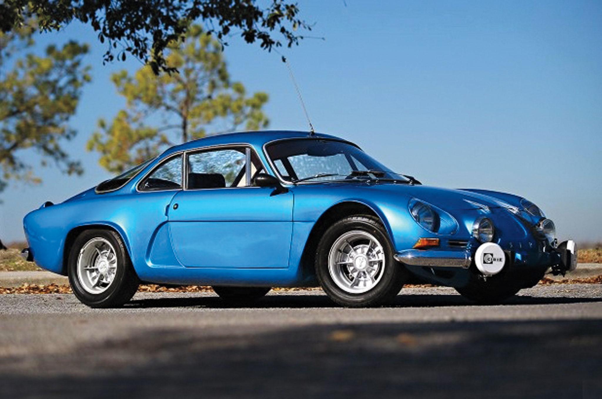 1976 Alpine A110 13001