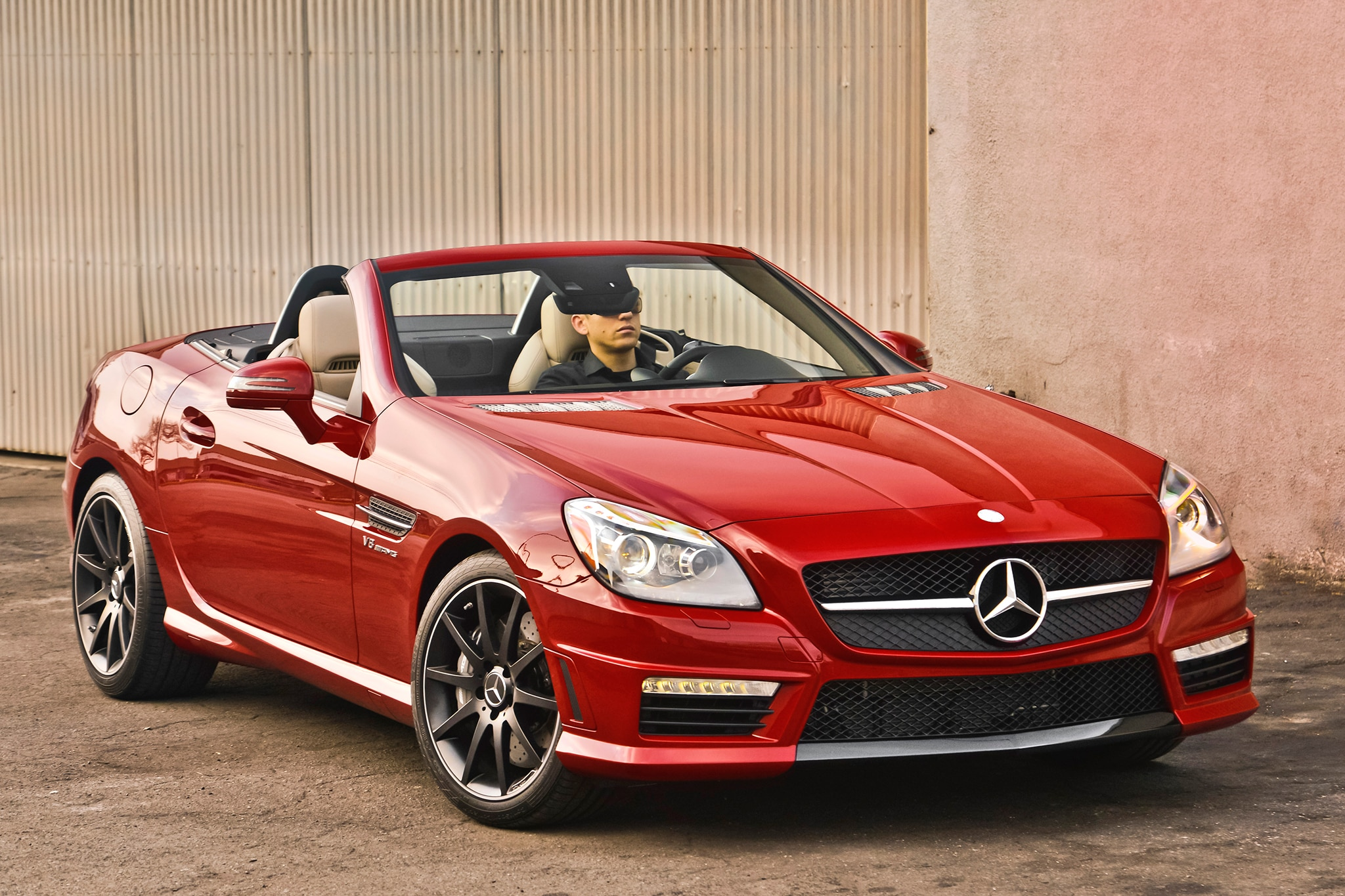 2016 mercedes benz slk updated with new engine for Mercedes benz s 55