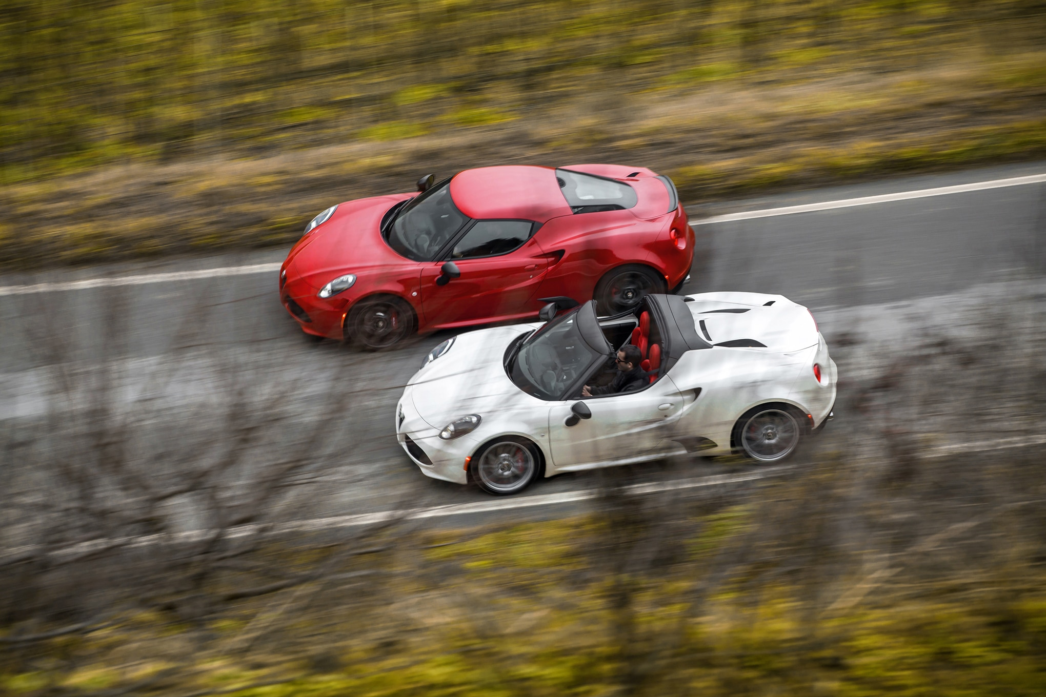 2015 Alfa Romeo 4C Coupe Test  Review  Car and Driver