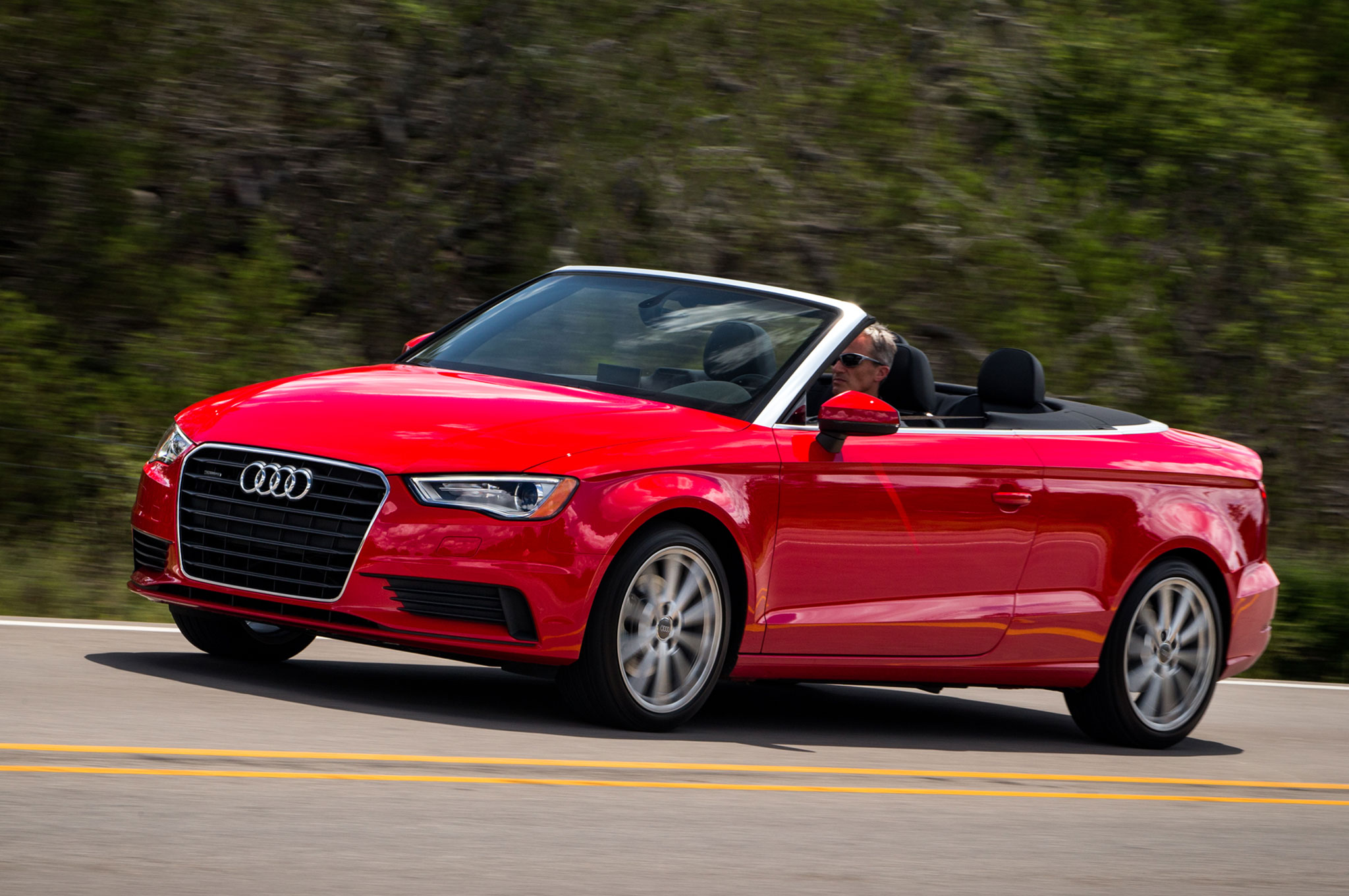 The Cheapest Convertibles You Can Buy In - Audi car versions