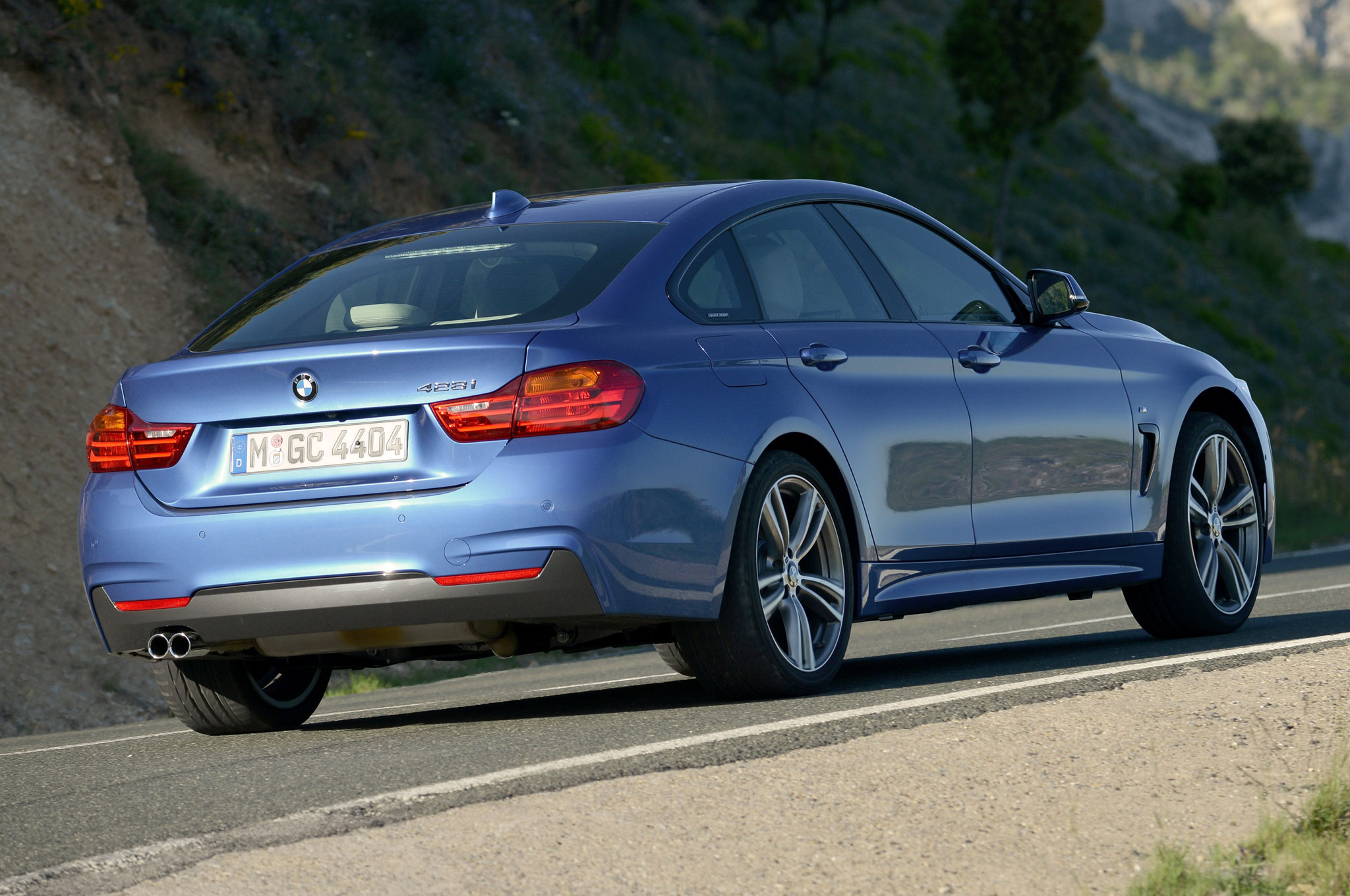 2015 bmw 428i gran coupe second drive review. Black Bedroom Furniture Sets. Home Design Ideas