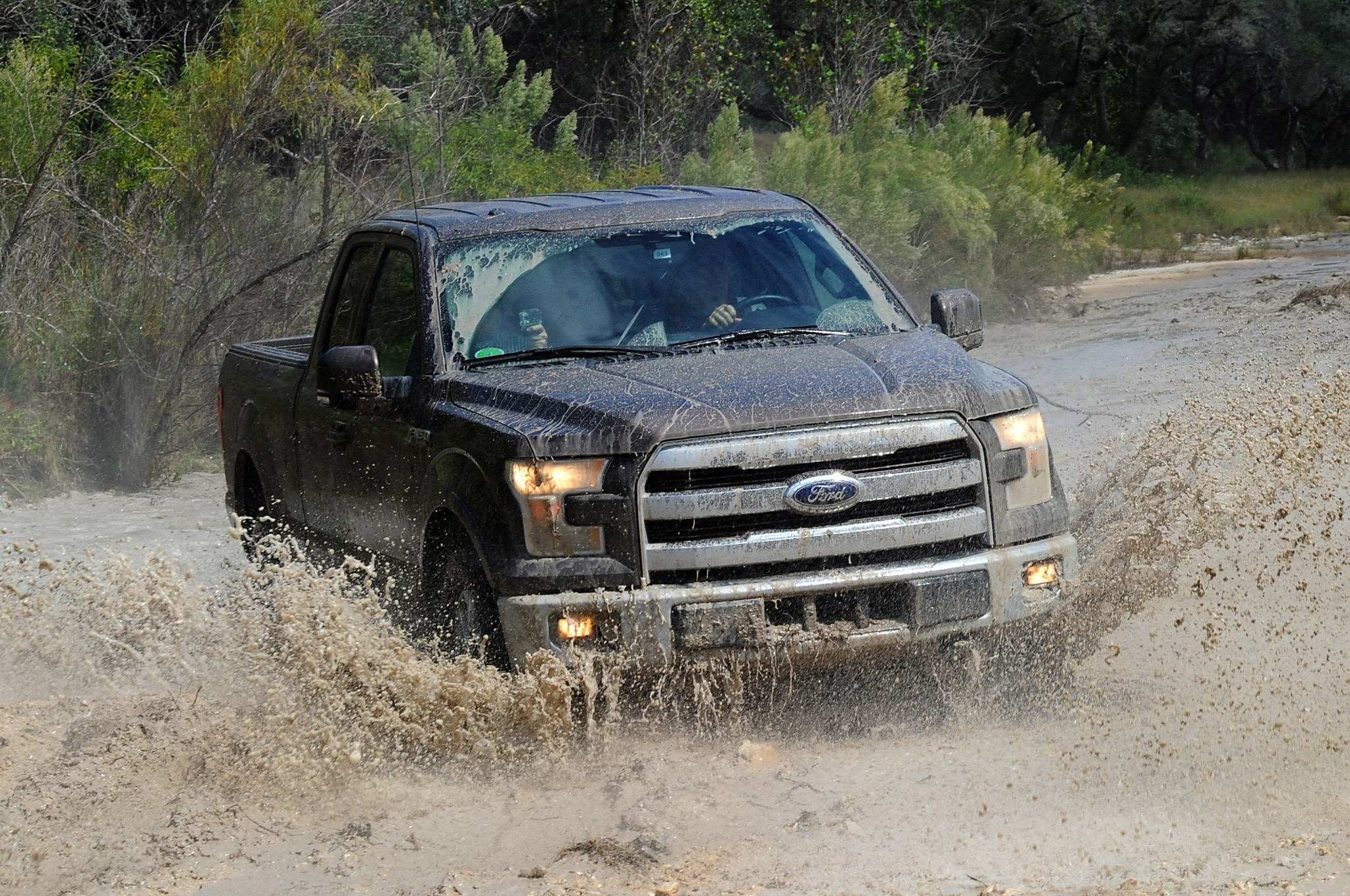 2015 Ford F 150 Production Slowed By Frame Shortage