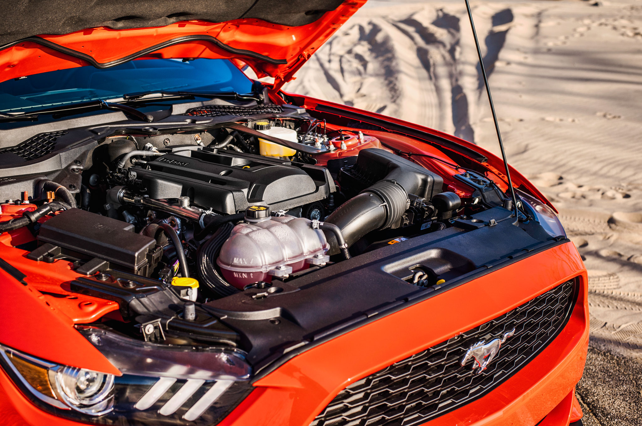 Ford Mustang 2.3 Ecoboost Engine Reviews
