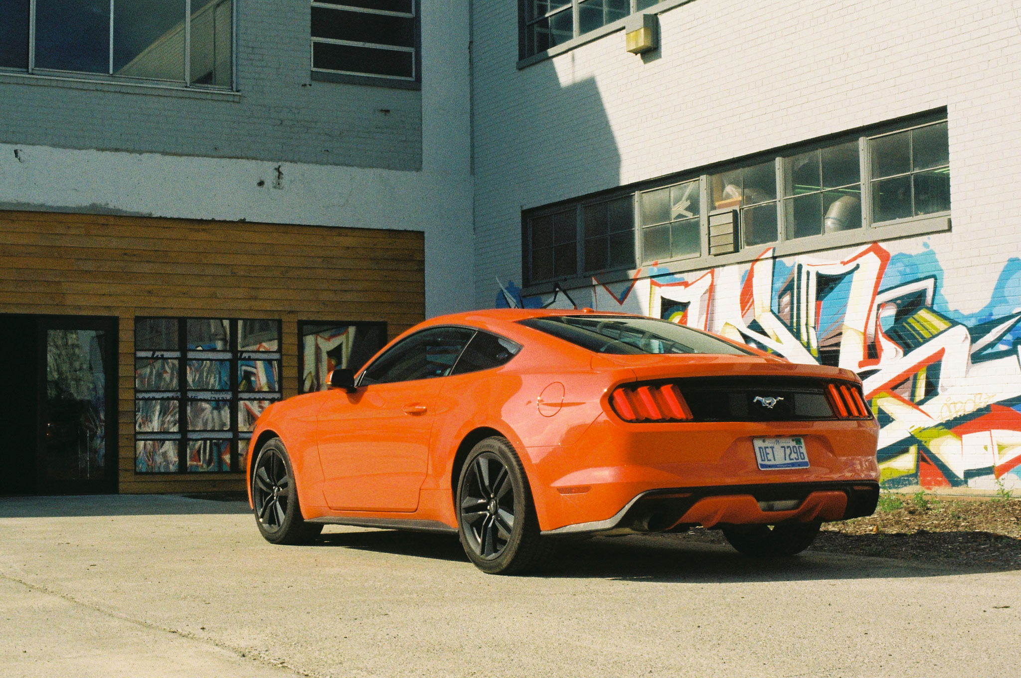 2015 Ford Mustang EcoBoost Premium - Does It Sound like a ...