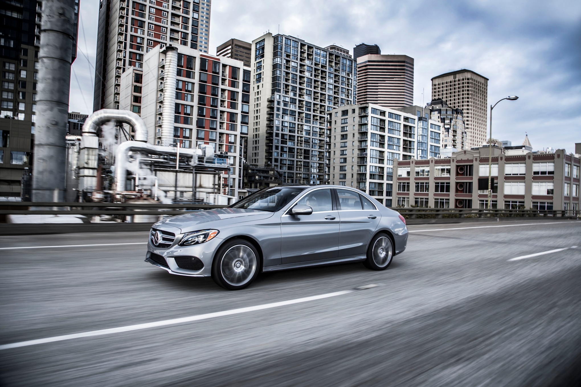 Mercedes benz c300d 4matic diesel arrives for 2016 for Mercedes benz 300