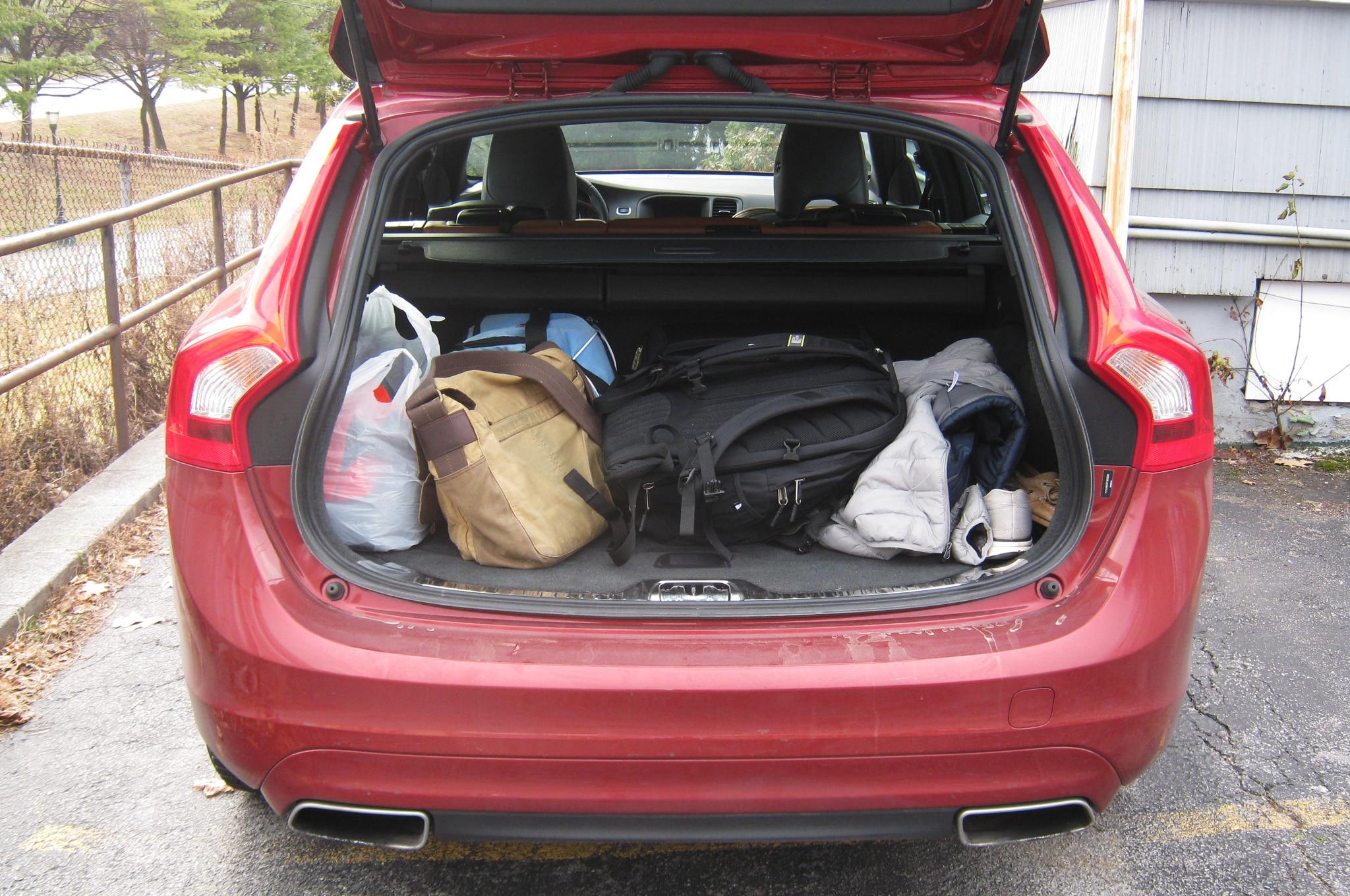 2015 Volvo V60 T5 - Four Seasons Wrap-Up