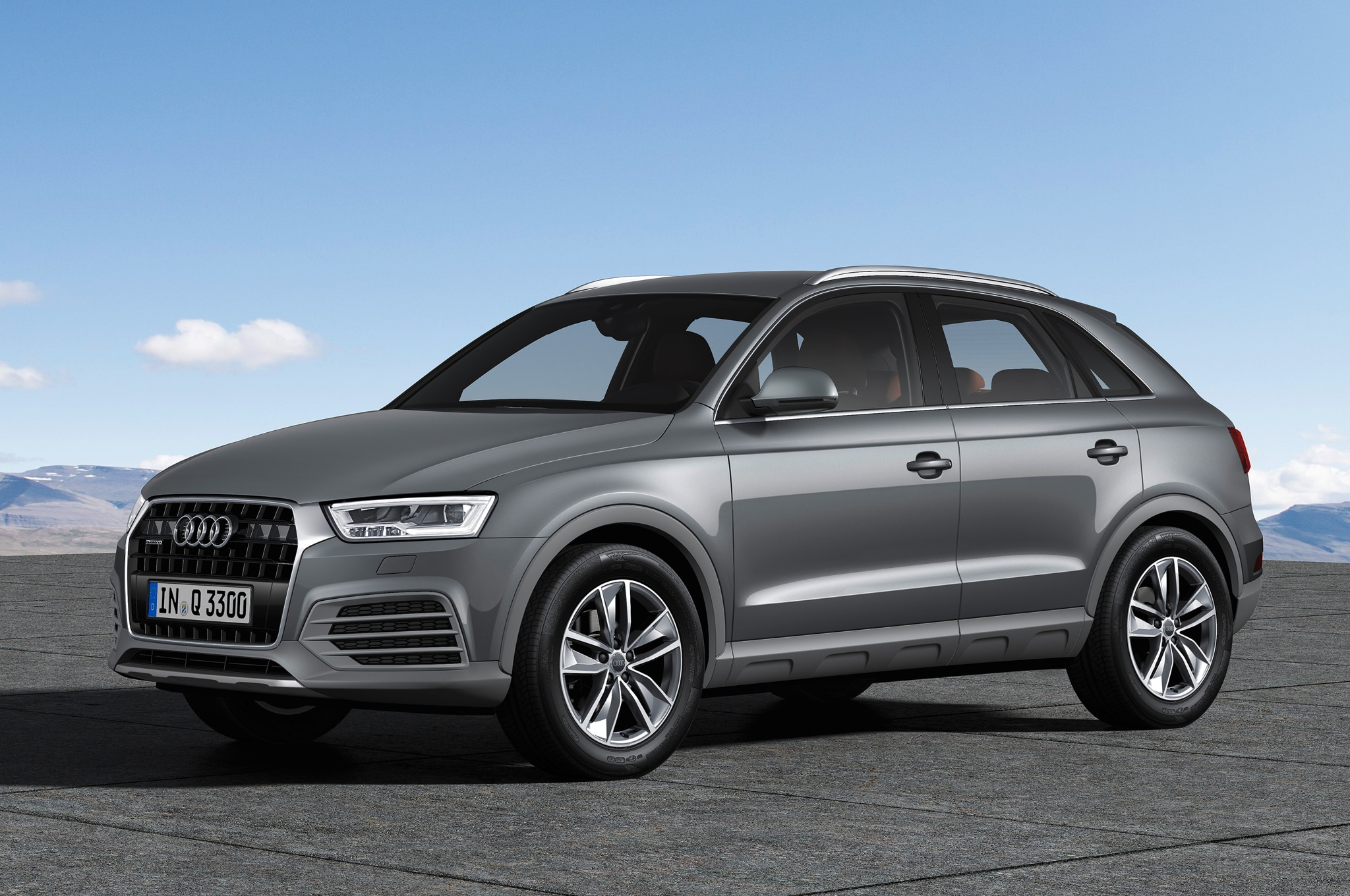 2016 Audi Q3 Pricing Starts At $34,625
