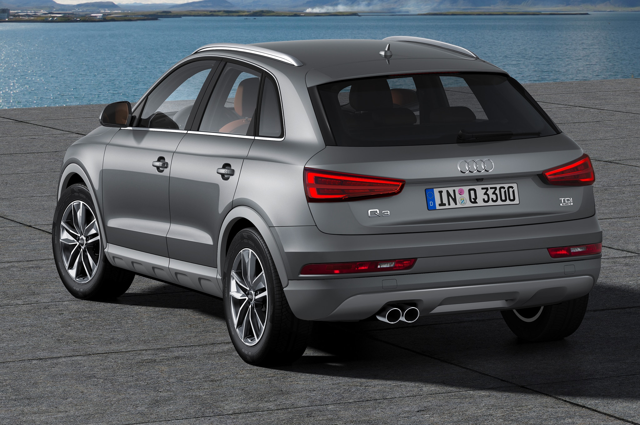 2016 audi q3 pricing starts at 34 625. Black Bedroom Furniture Sets. Home Design Ideas