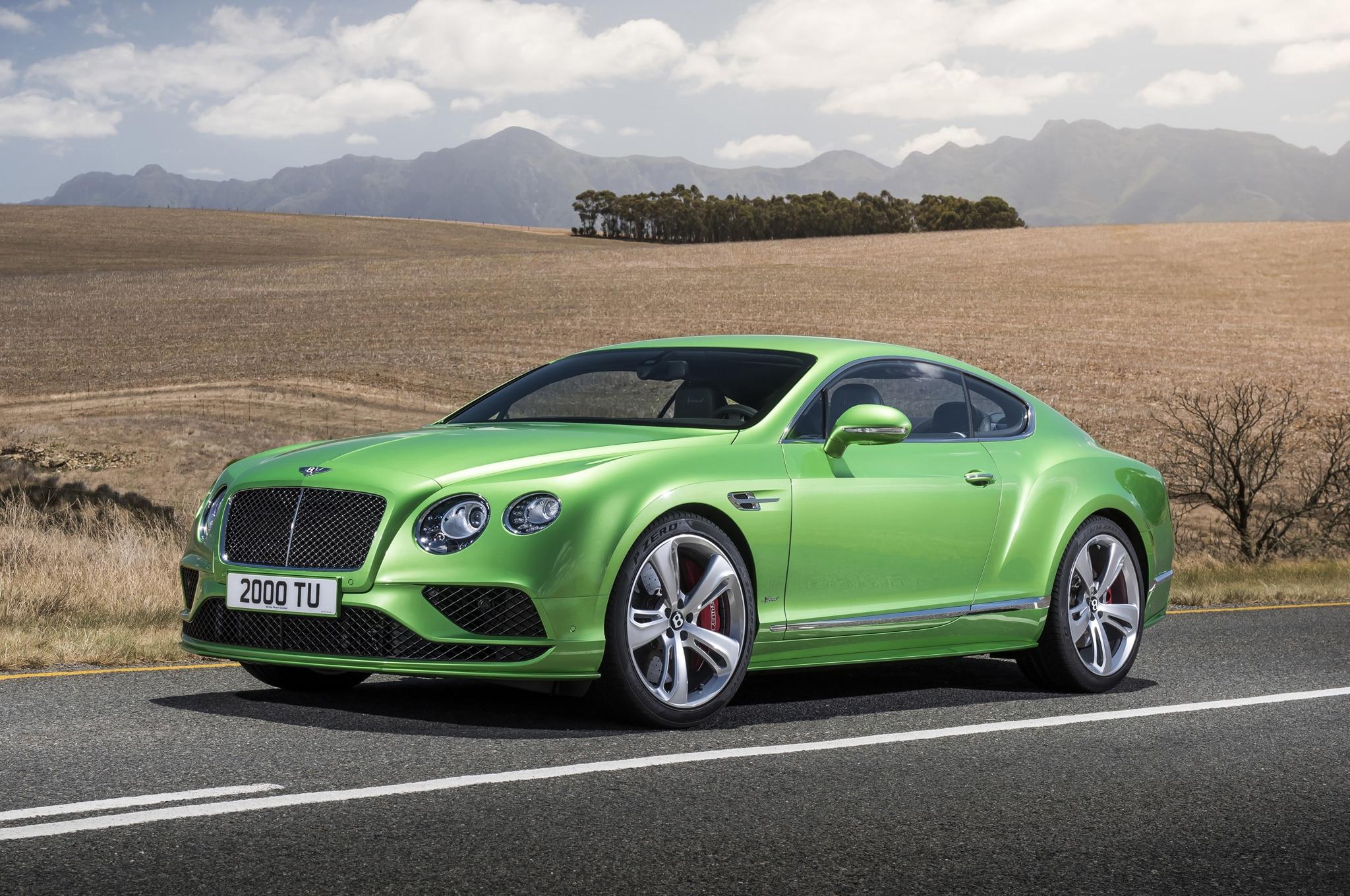 2016 Bentley Continental GT Review