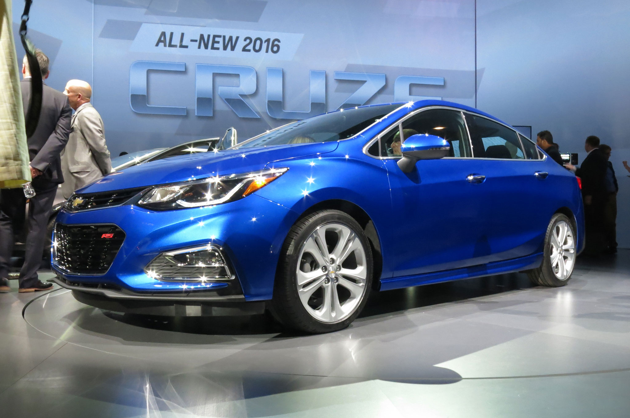2016 Chevrolet Cruze Is Lighter And More Spacious