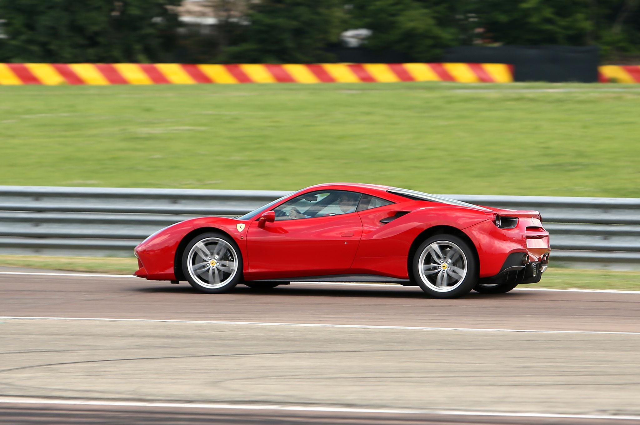 Original 2016 Ferrari 488 GTB Review