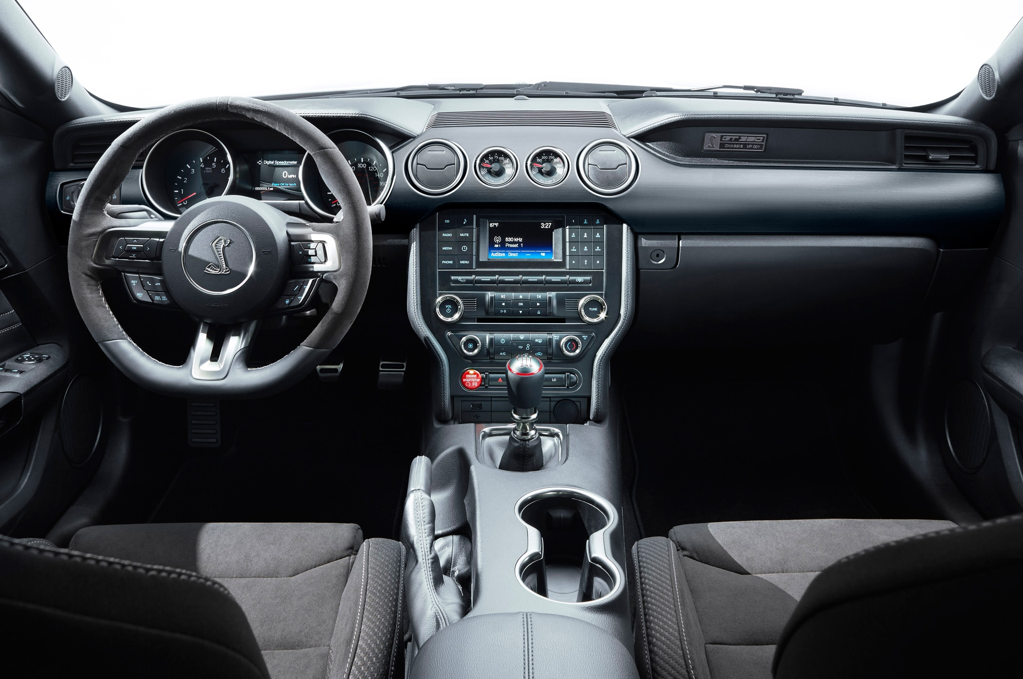 show more - Ford Torino 2015 Interior