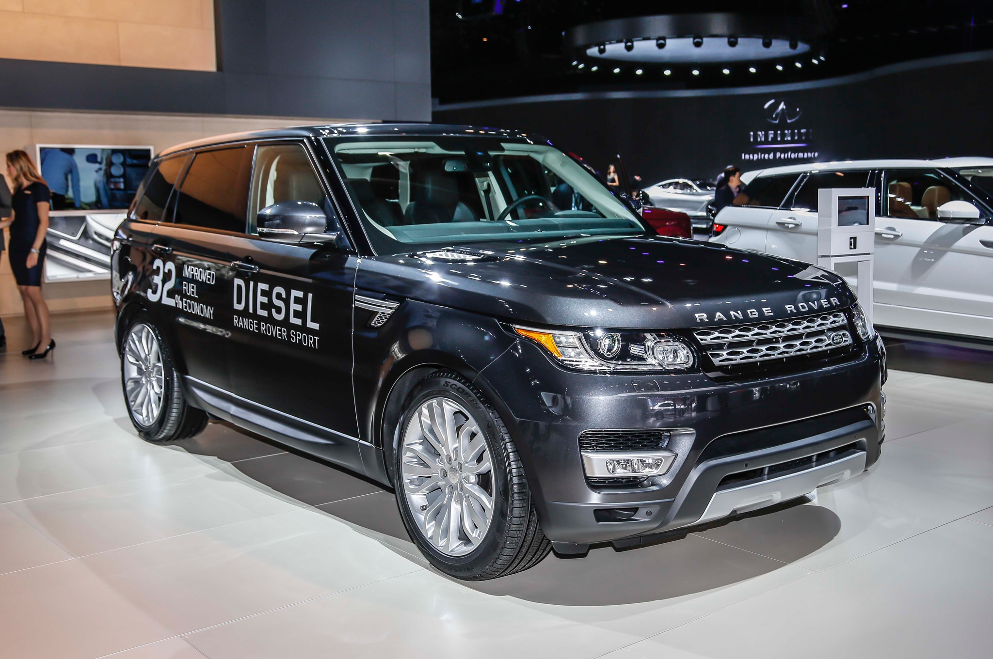 2016 land rover range rover diesel priced from 87 445. Black Bedroom Furniture Sets. Home Design Ideas
