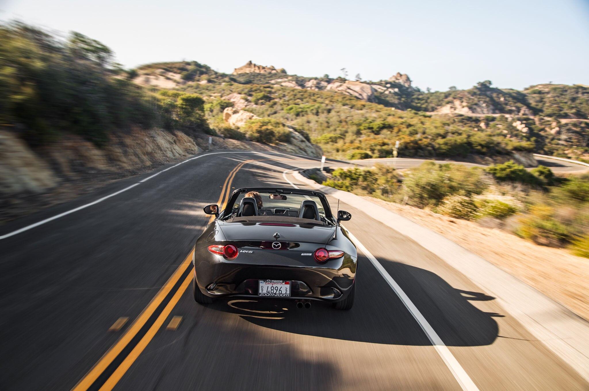 2016 Mazda MX 5 Miata Club Review