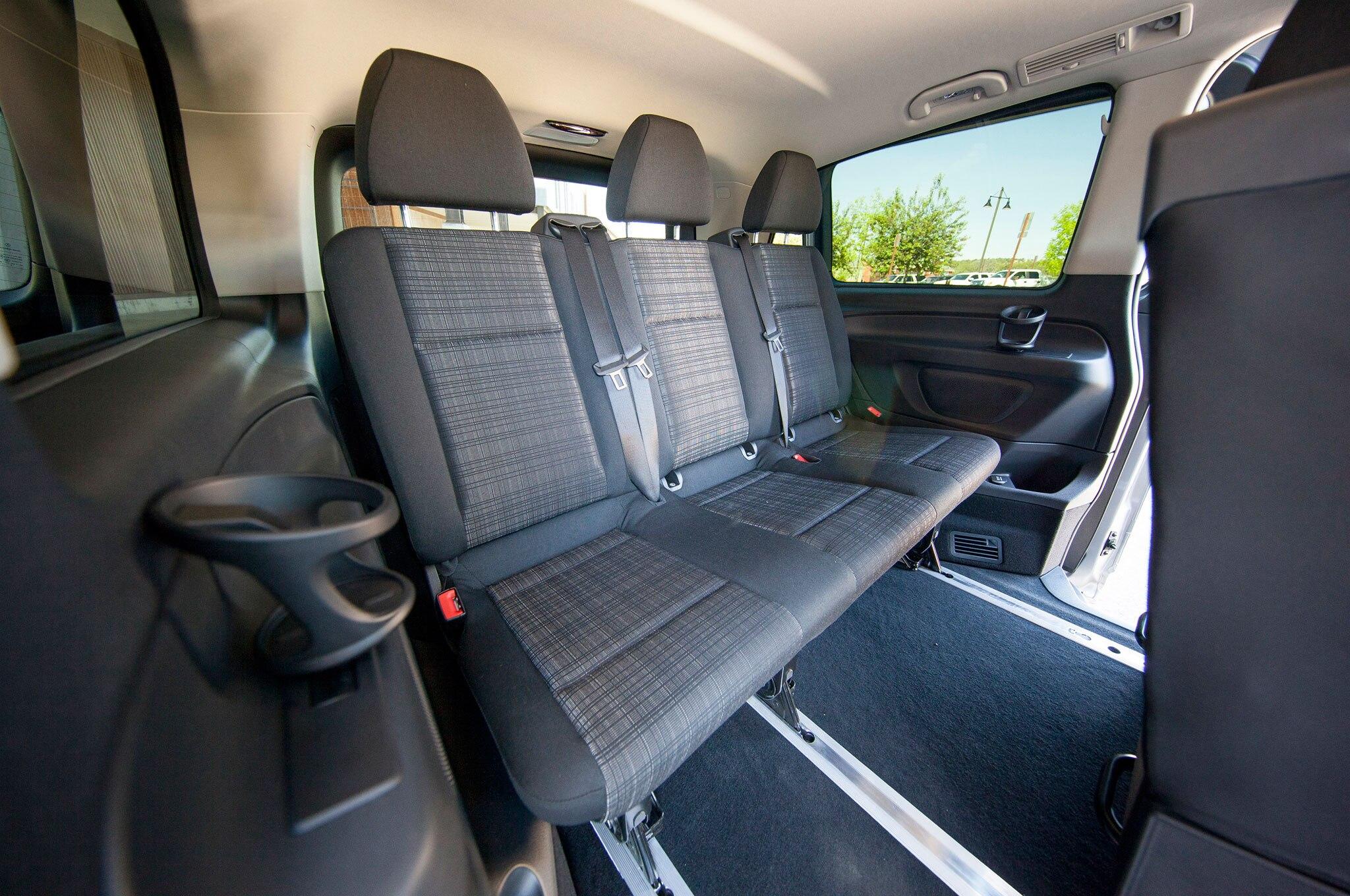 2016 Mercedes Benz Metris Review