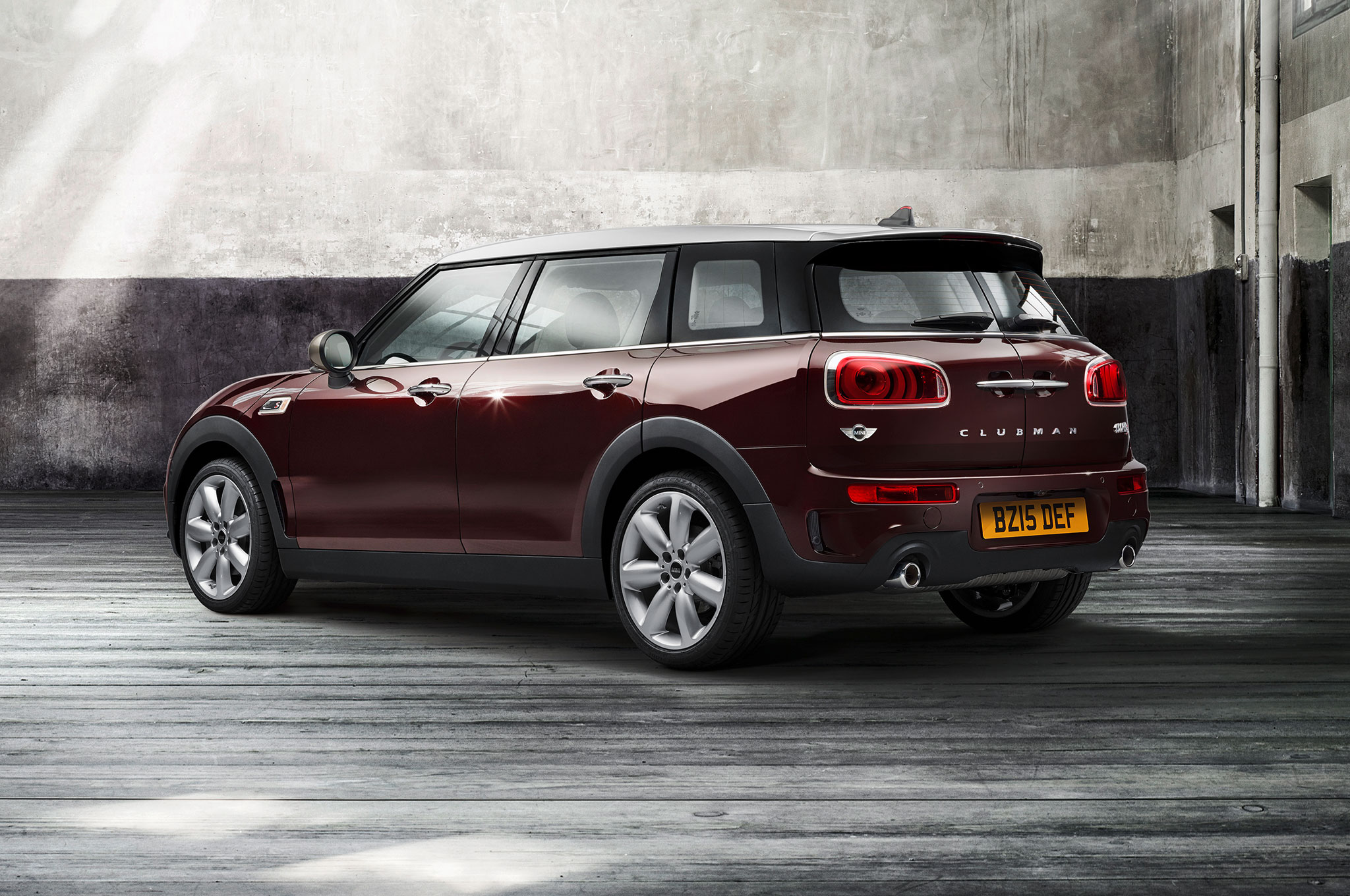 2016 mini clubman is the longest widest mini ever. Black Bedroom Furniture Sets. Home Design Ideas