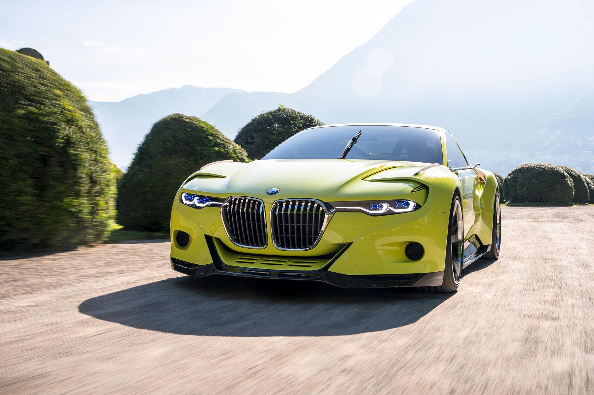 BMW CSL Hommage Concept WorldExclusive First Drive - 3 0 bmw