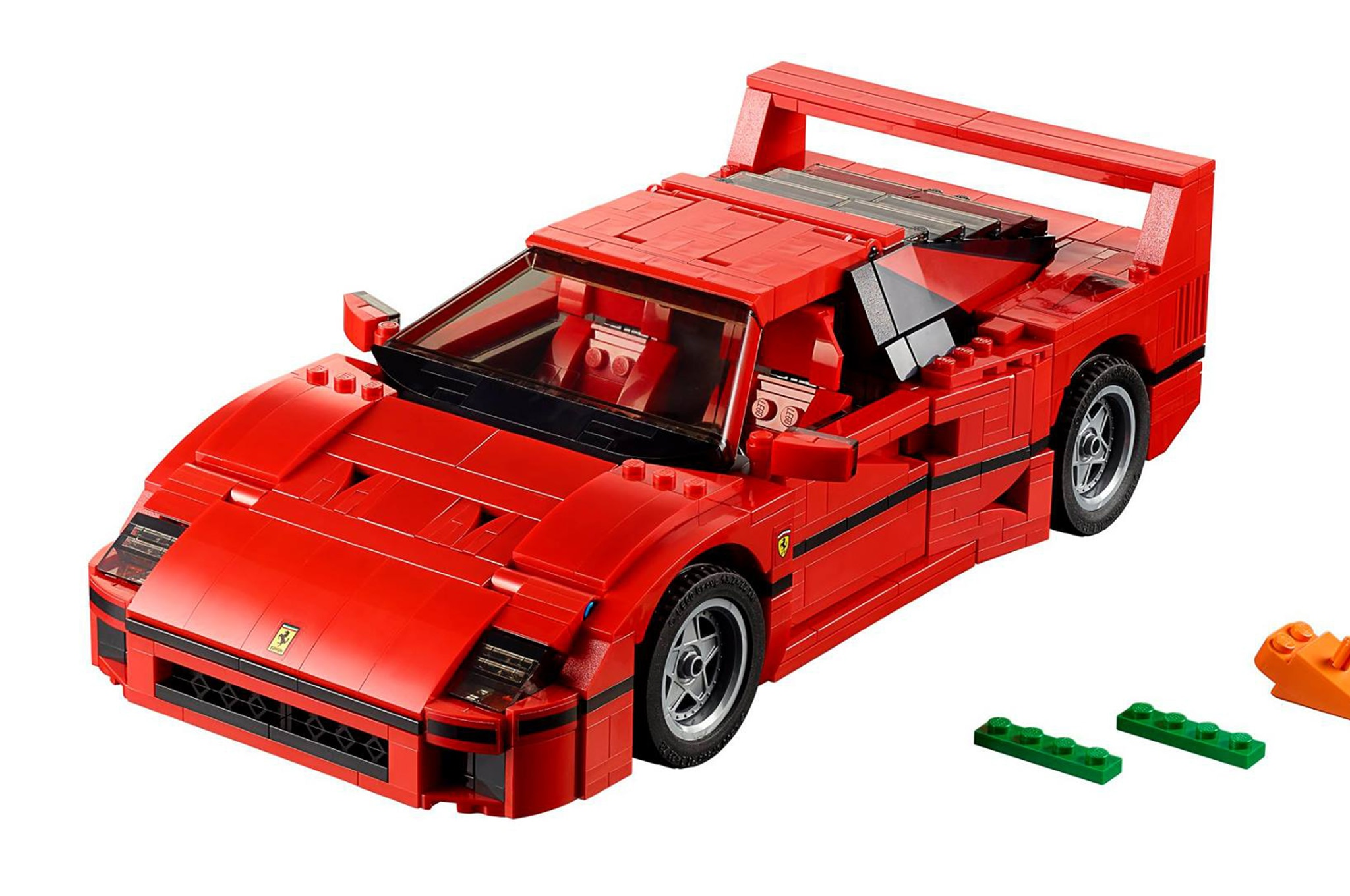 lego releases detailed ferrari f40 creator set. Black Bedroom Furniture Sets. Home Design Ideas