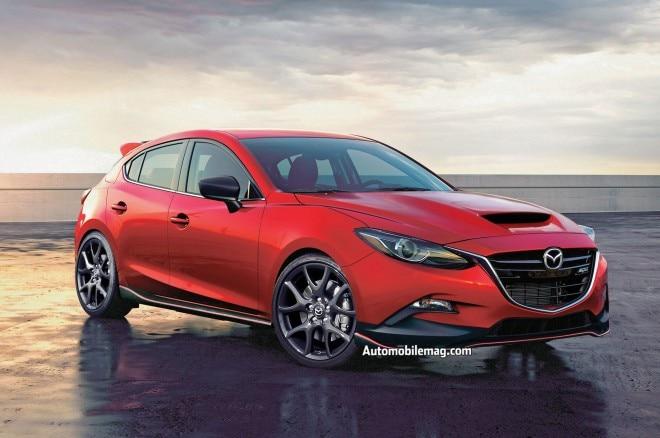 Mazdaspeed3 660x438