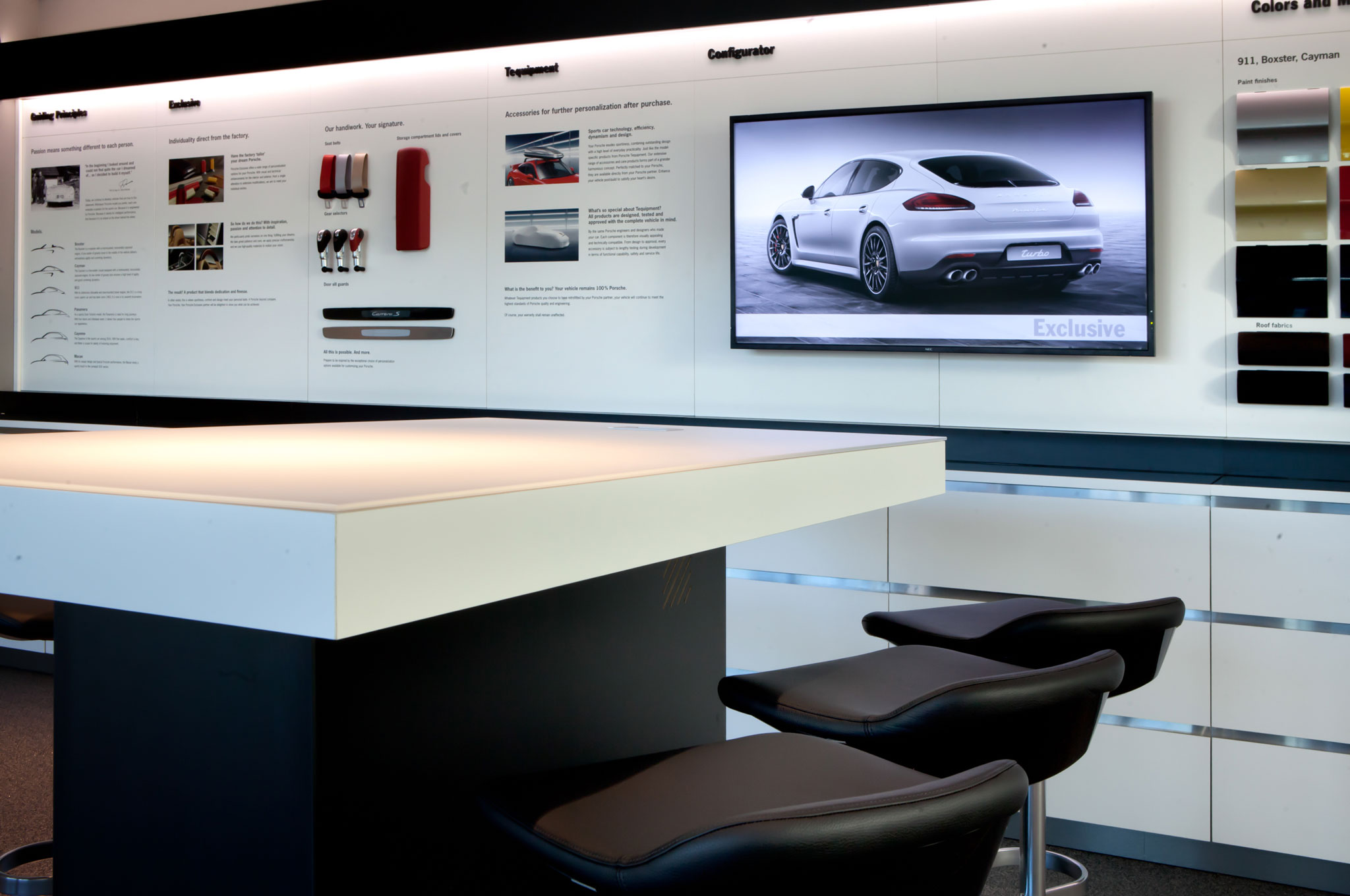 testing out the new porsche experience center in atlanta. Black Bedroom Furniture Sets. Home Design Ideas