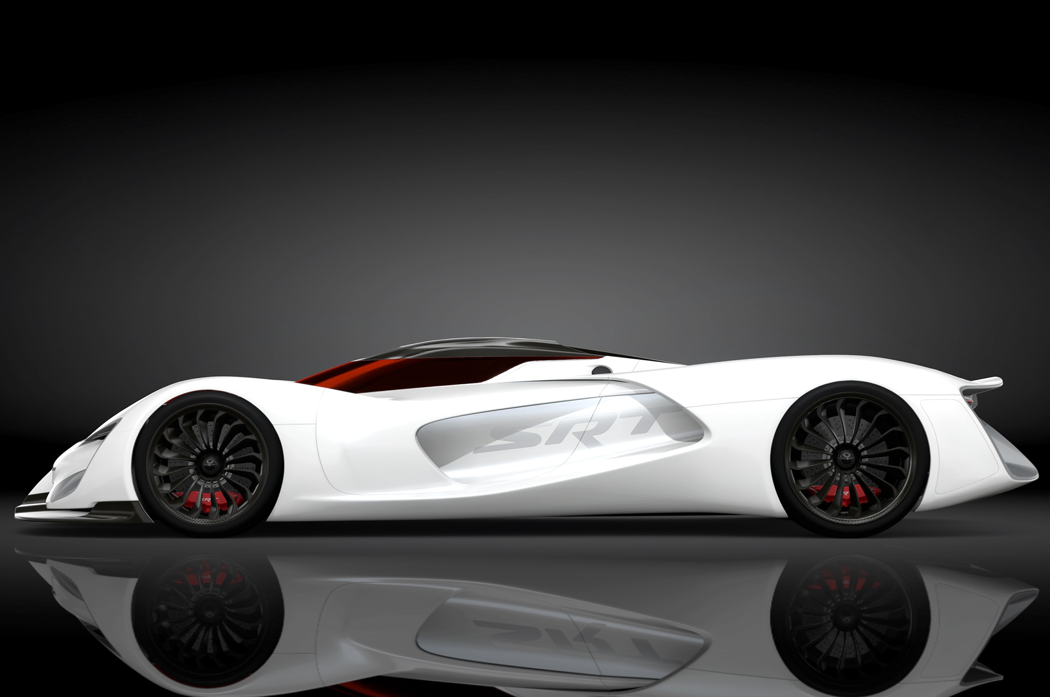 New Srt Tomahawk Vision Gran Turismo Car Tests The Limits Of Reality