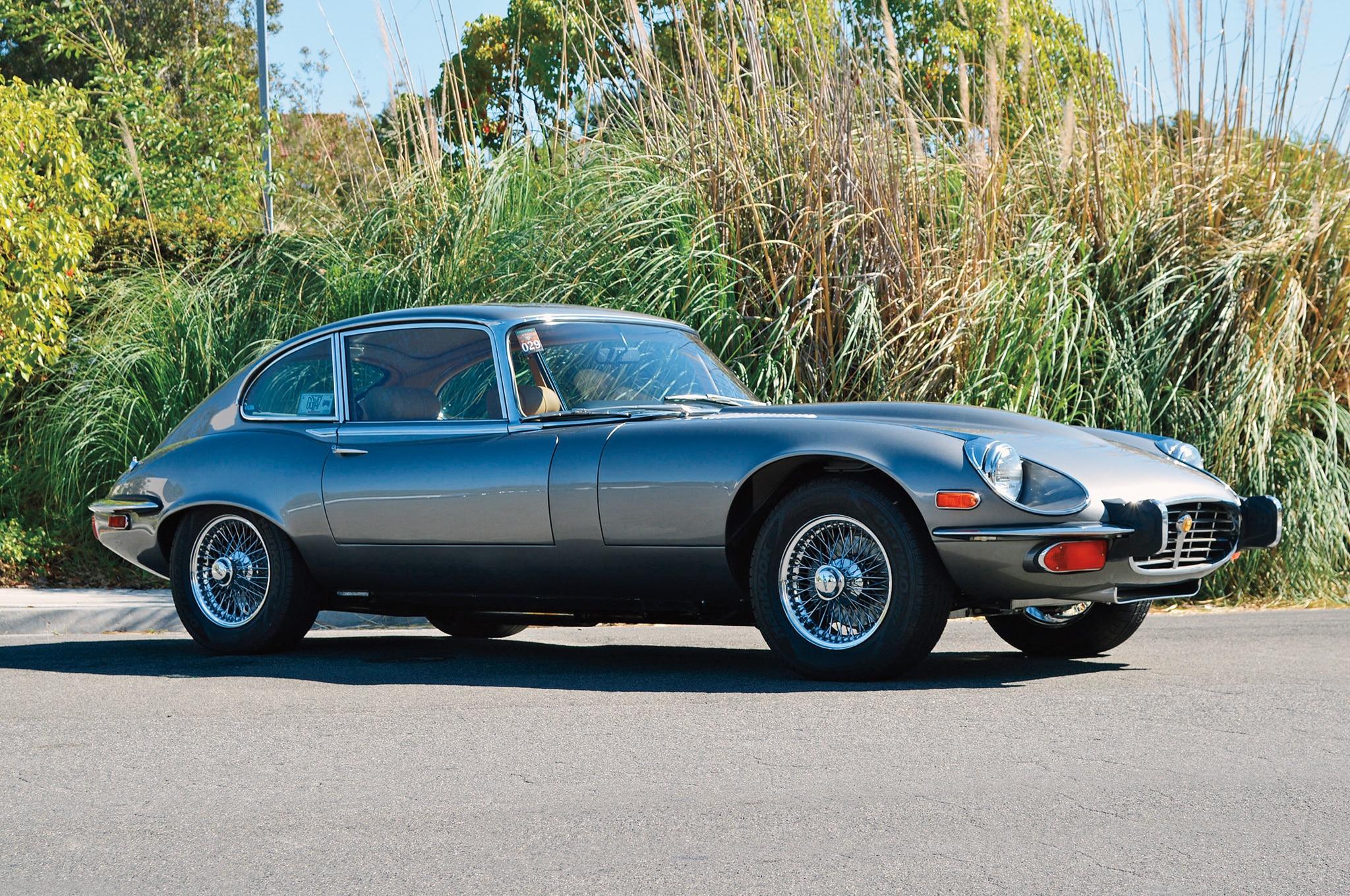 1973 Jaguar XK E 2 2