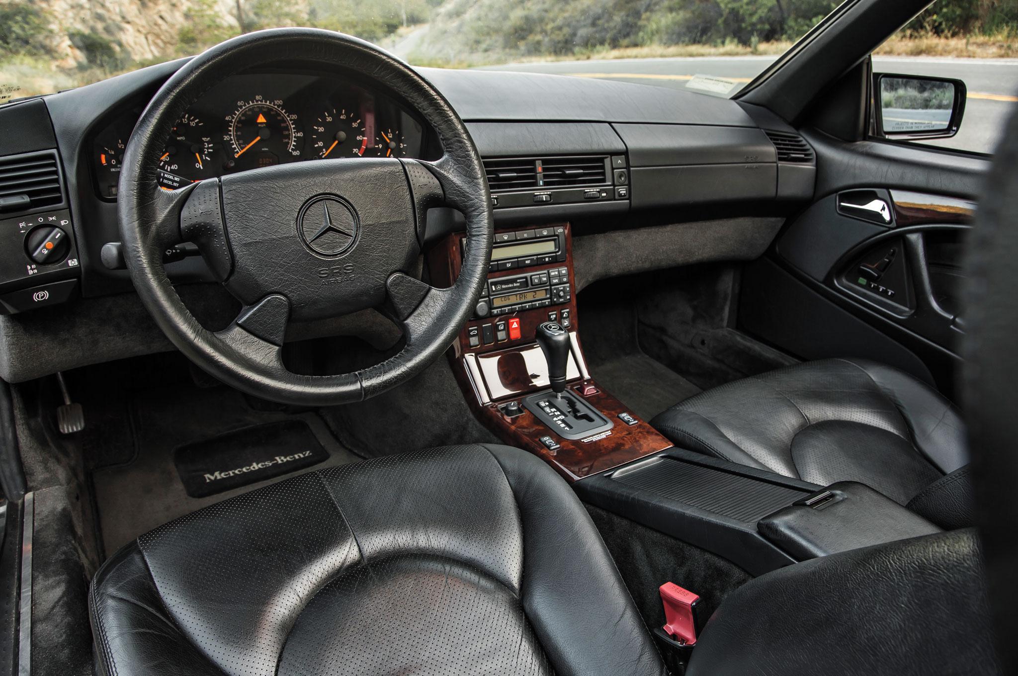 Collectible Classic 19902002 MercedesBenz SLClass