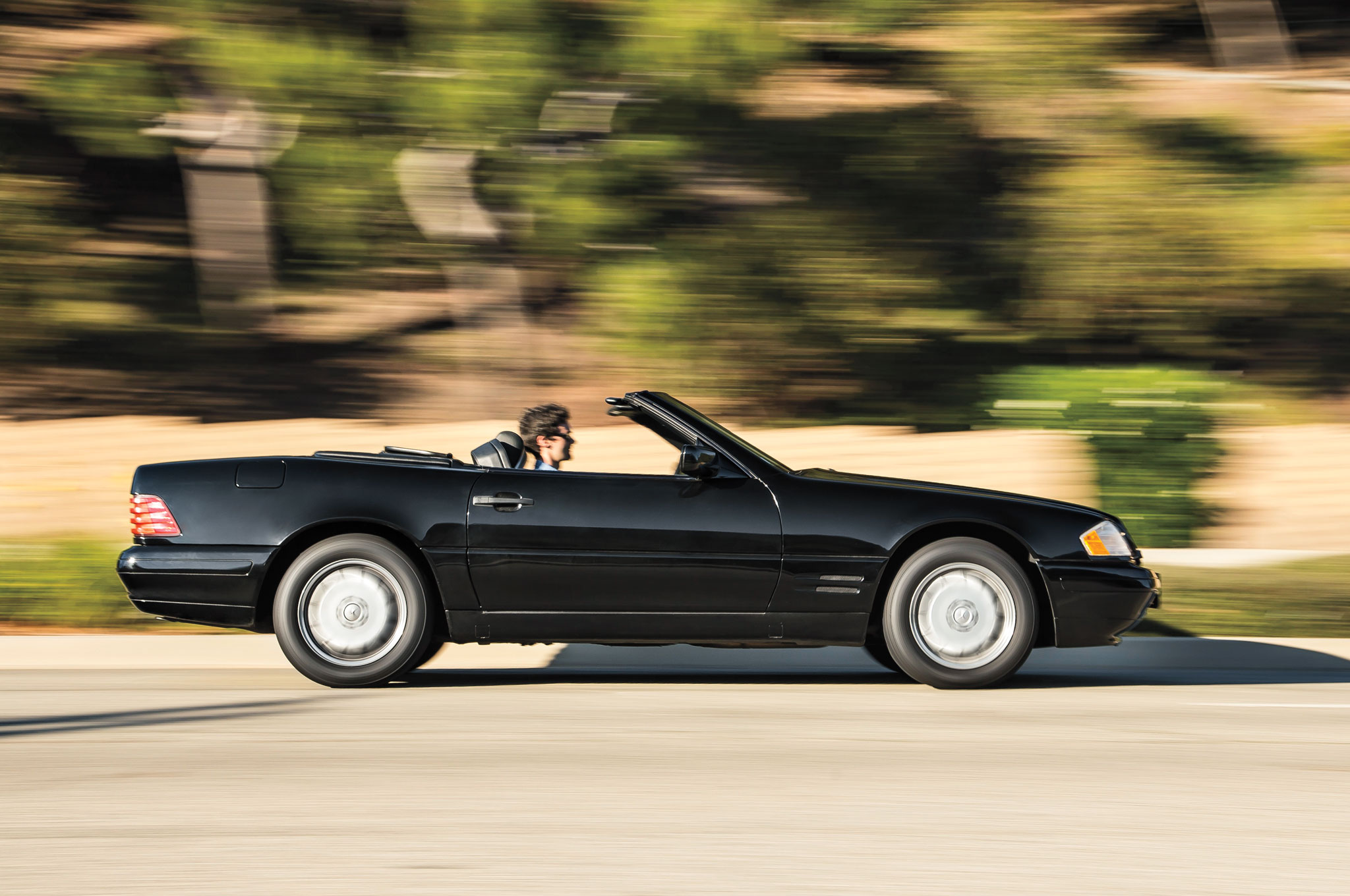 Collectible Classic: 1990-2002 Mercedes-Benz SL-Class