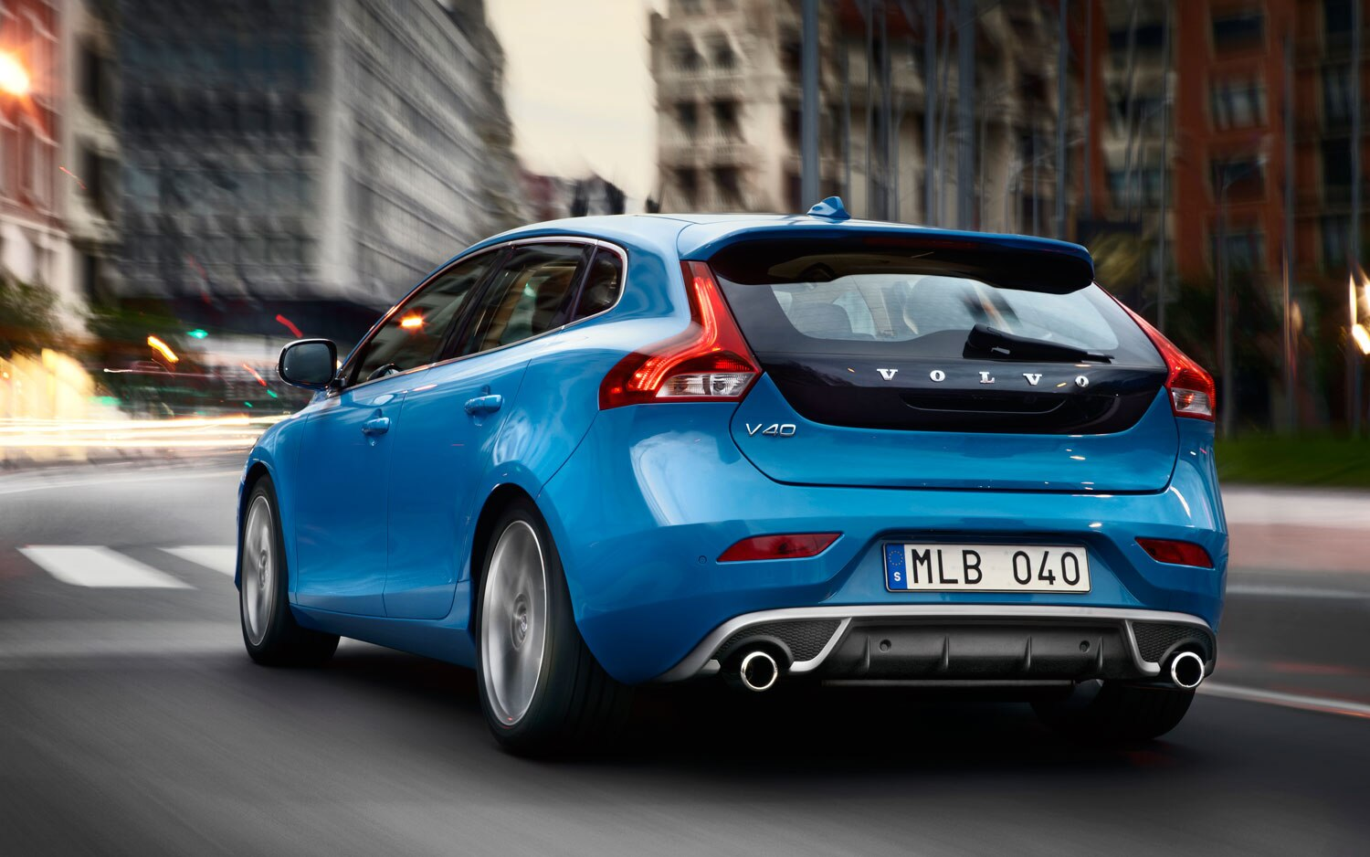 Volvo volvo coupe 2015 : Report: Next-Generation Volvo V40 Coming to the U.S.