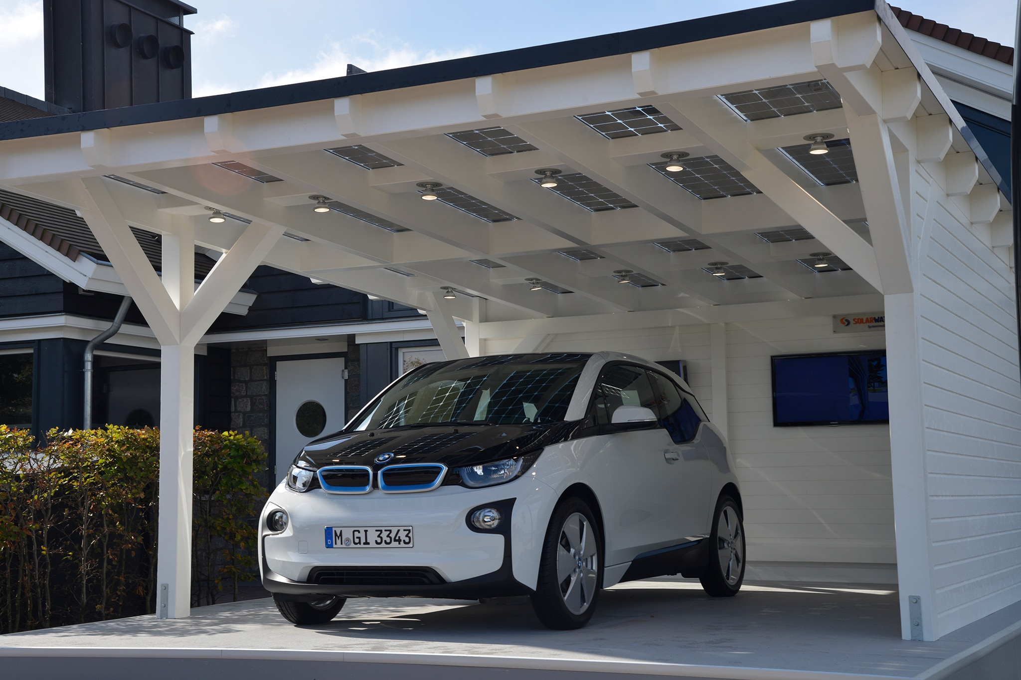 2016 bmw i3 rex two month review | automobile magazine