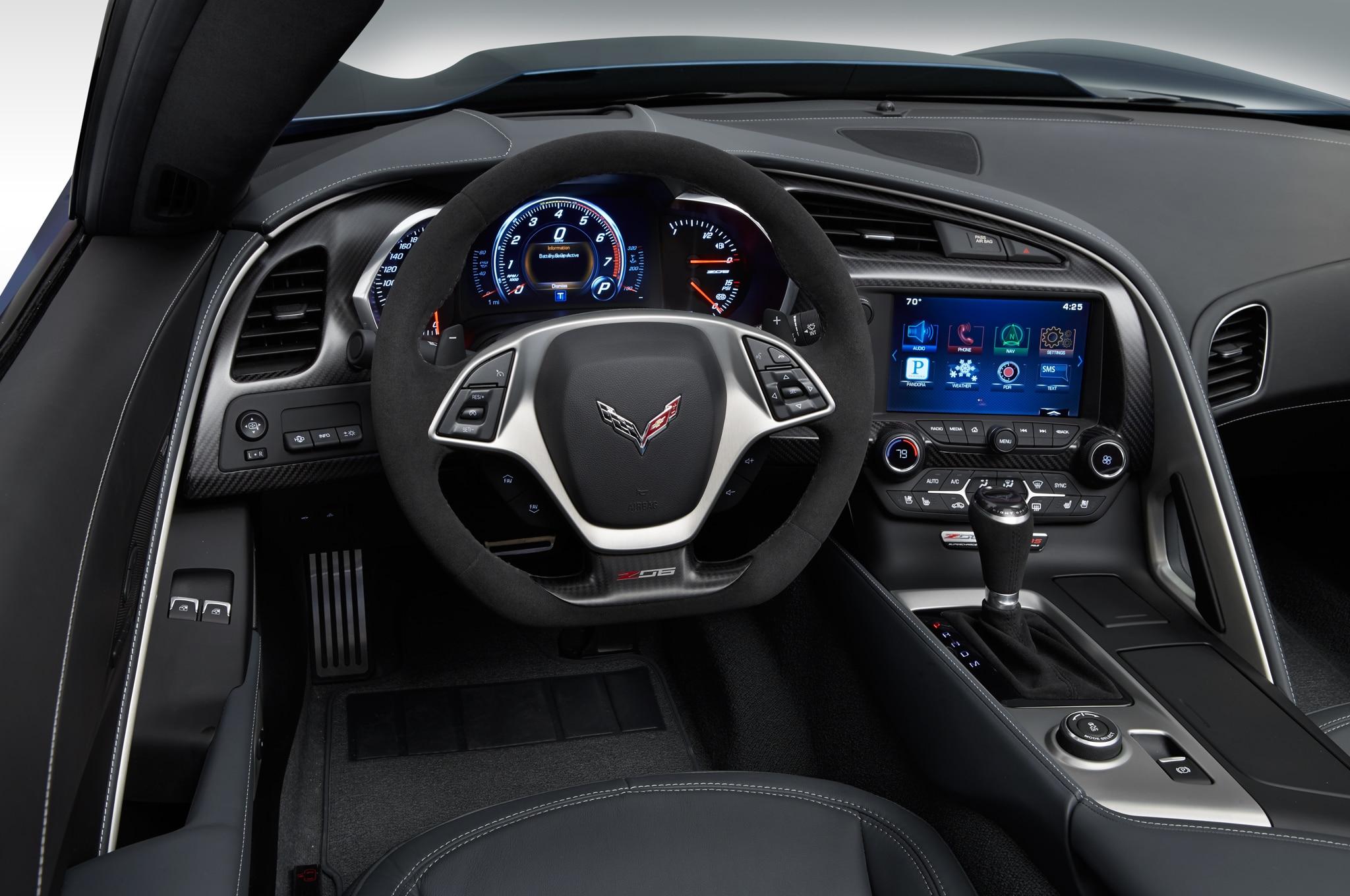 324 - Corvette 2015 Z06 Black