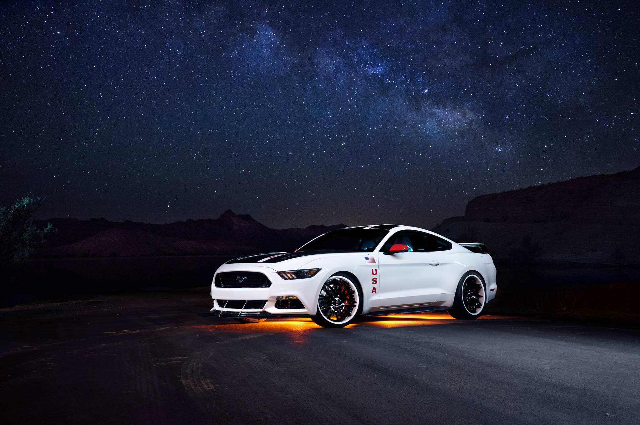 2015 Ford Mustang Apollo Edition 1