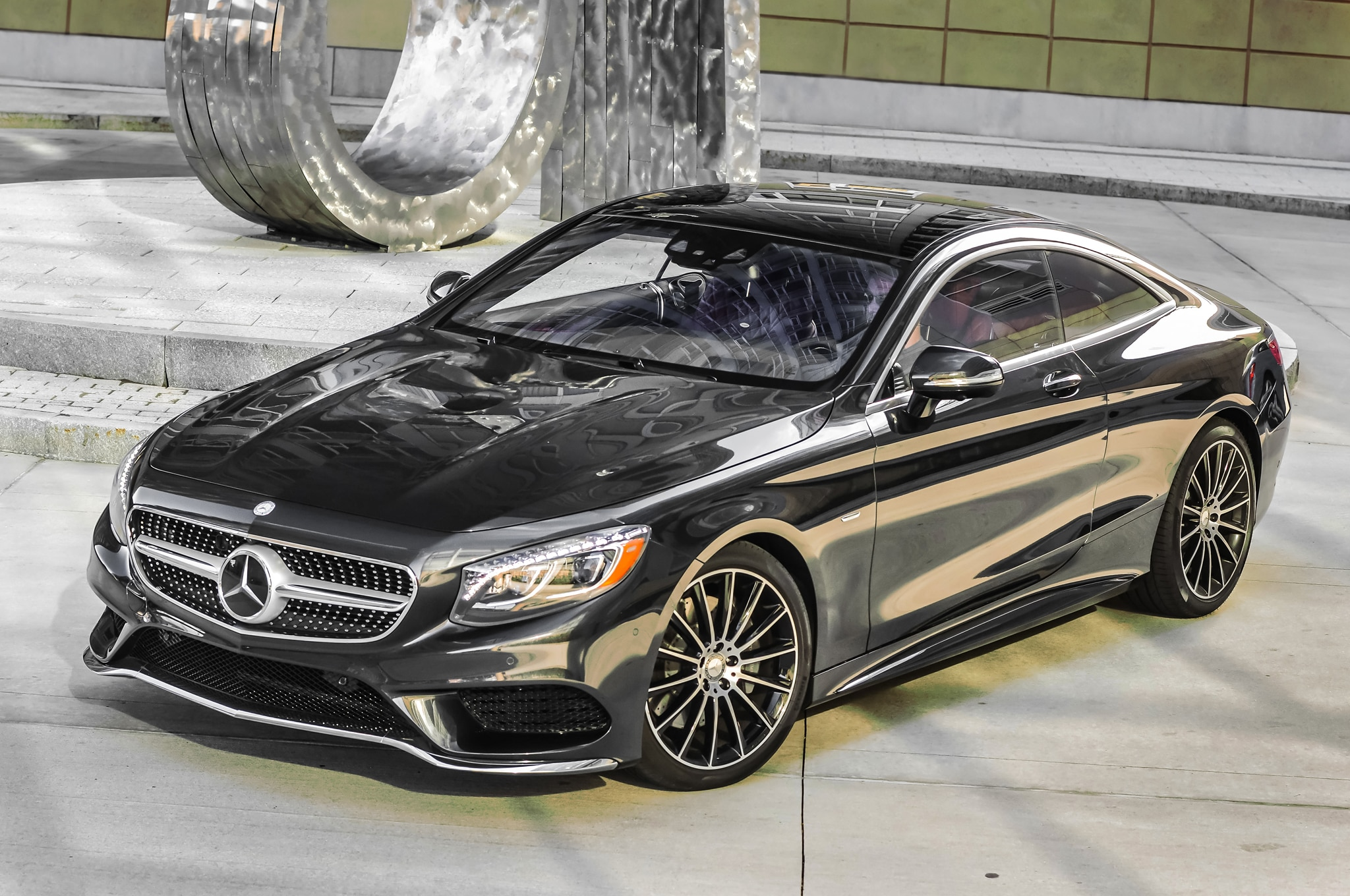 2015 mercedes benz s550 4matic coupe review for 2015 mercedes benz e350 4matic