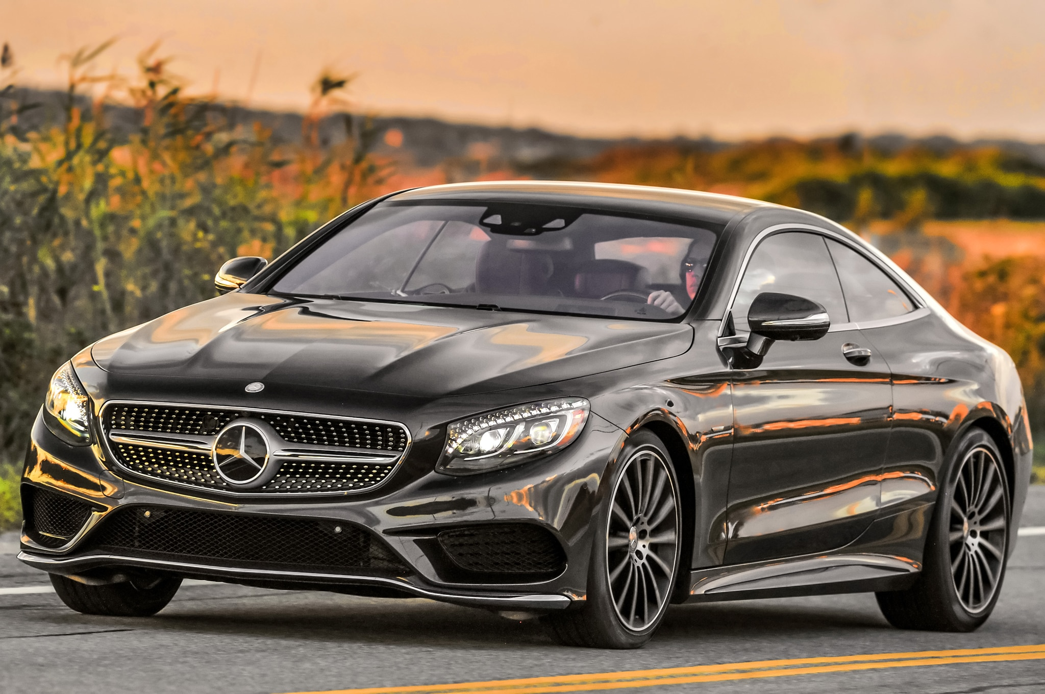 2015 mercedes benz s550 4matic coupe review for Mercedes benz 07