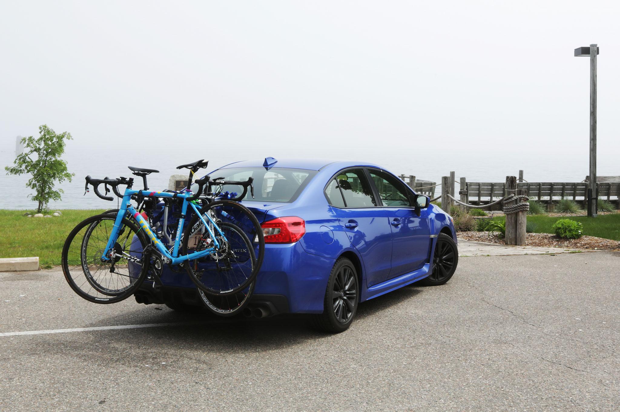 Subaru Wrx To The Bridge And Back