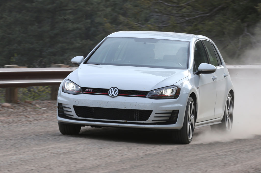 2015 Volkswagen Golf GTI Performing As A Proper Hot