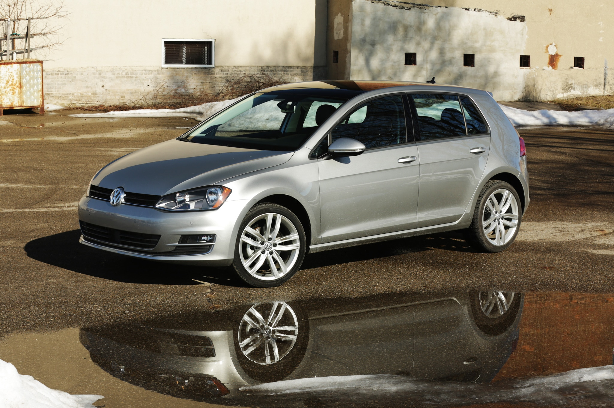 volkswagen golf tdi sets mpg record across 48 contiguous. Black Bedroom Furniture Sets. Home Design Ideas