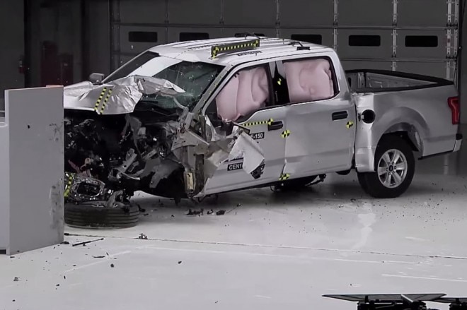 ford f 150 crash test reveals major safety gap between body variants. Black Bedroom Furniture Sets. Home Design Ideas