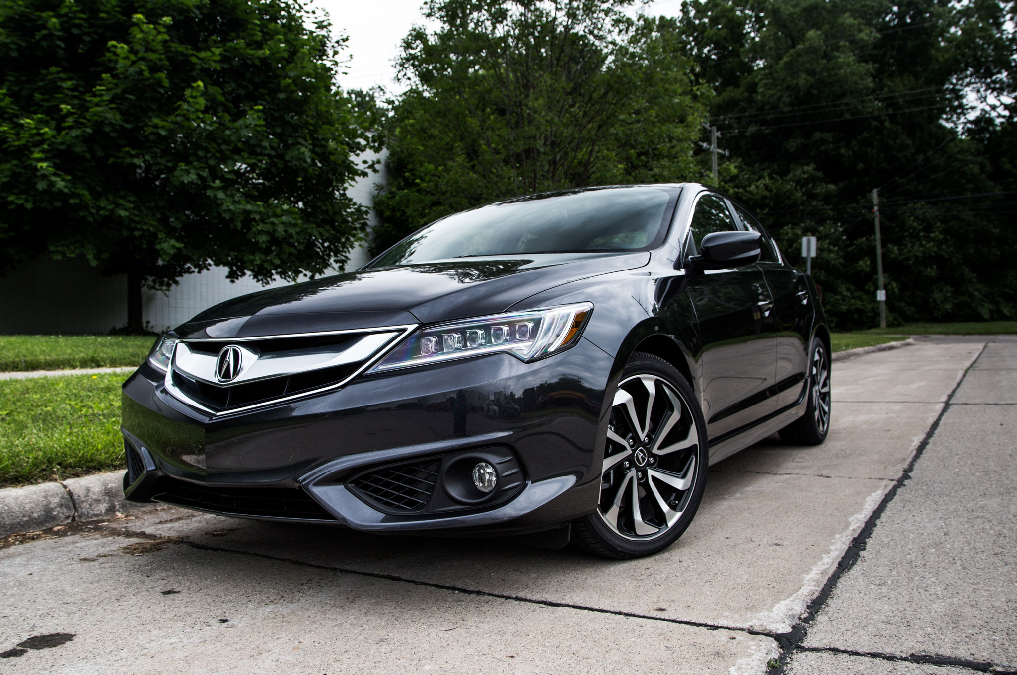 2016 acura ilx a spec second drive review. Black Bedroom Furniture Sets. Home Design Ideas