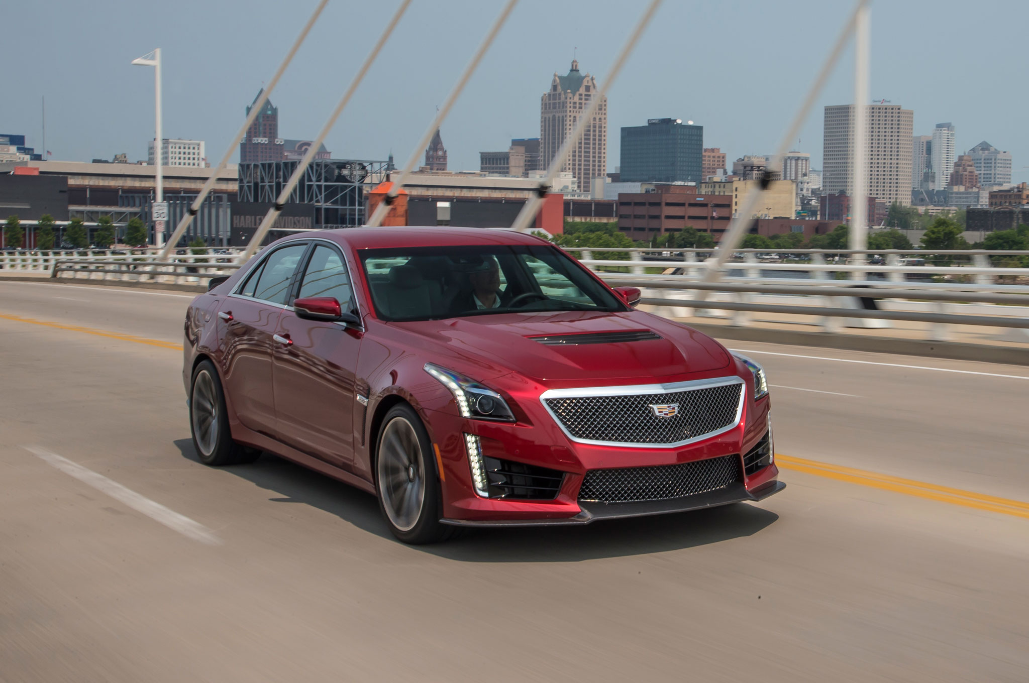 america v review cts and hp track youtube watch cadillac road